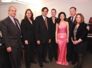 Westfield Symphony, Carnegie Hall