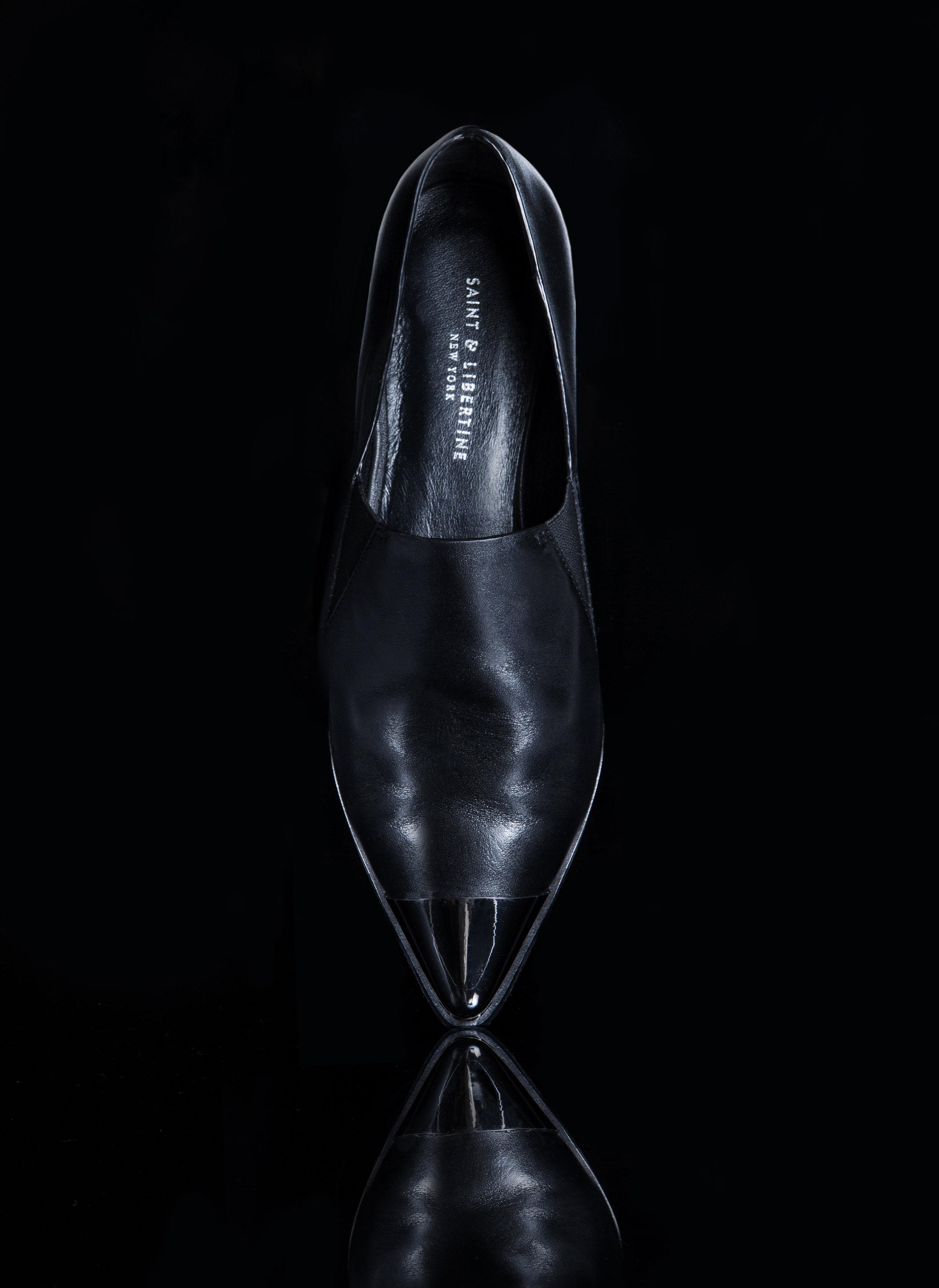 Photography by Jayce Park, BFA Photography. Styling by Chaw Chaw Su San, BFA Fashion Styling. Shoe, Saint & Libertine.