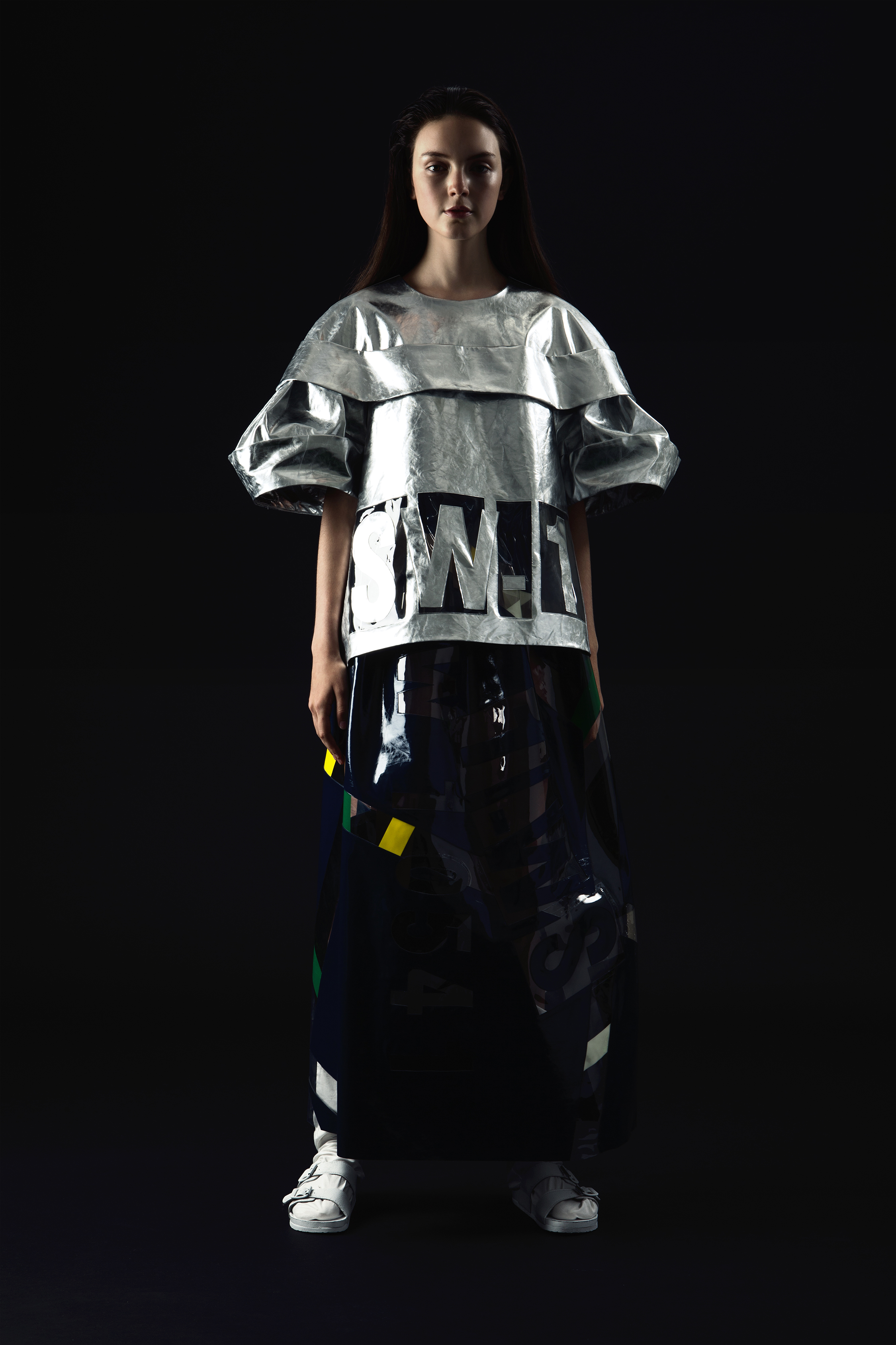 Hailun Zhou, MFA Fashion Design.