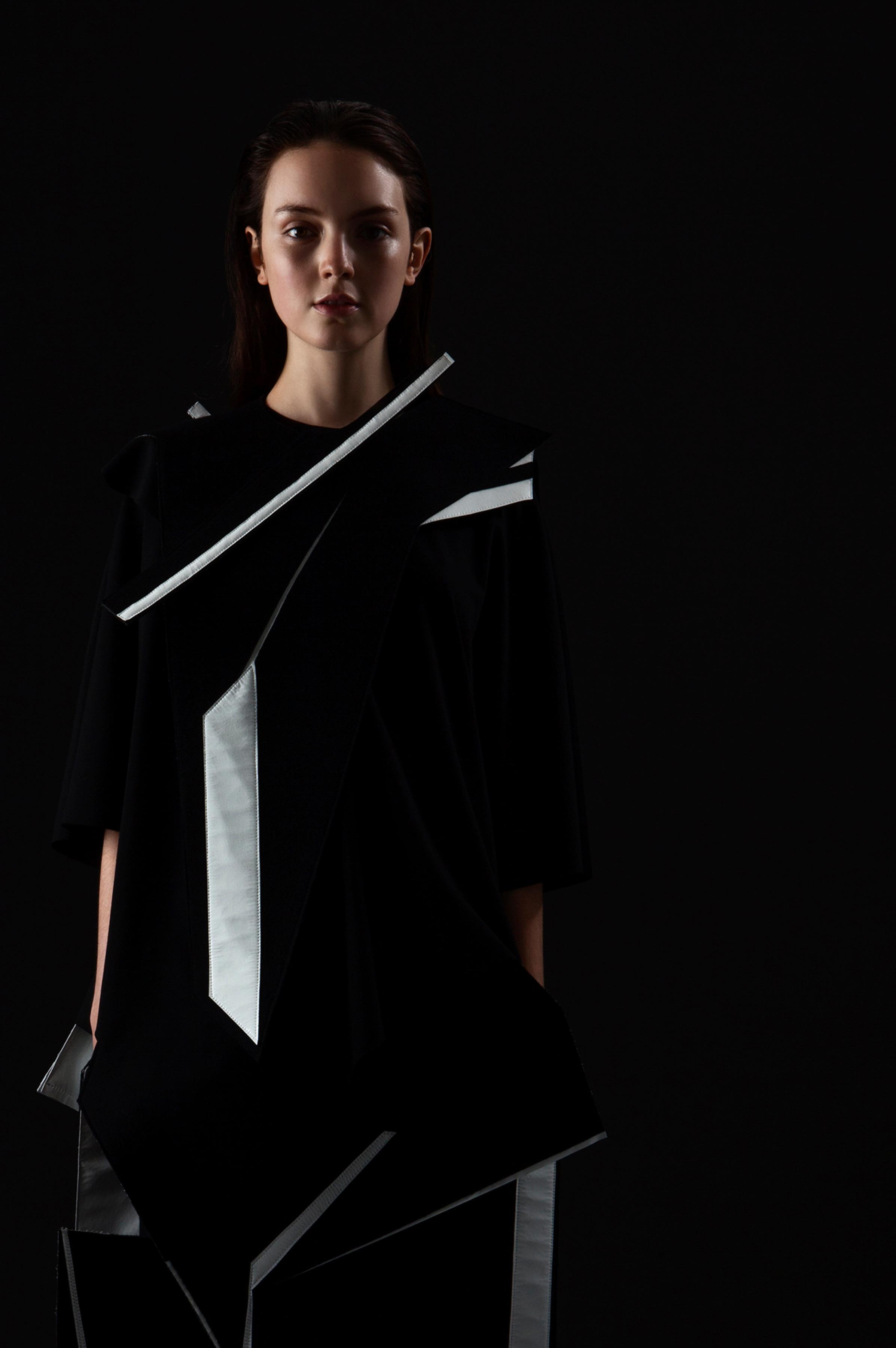 Ryan Yu, MFA Fashion Design.