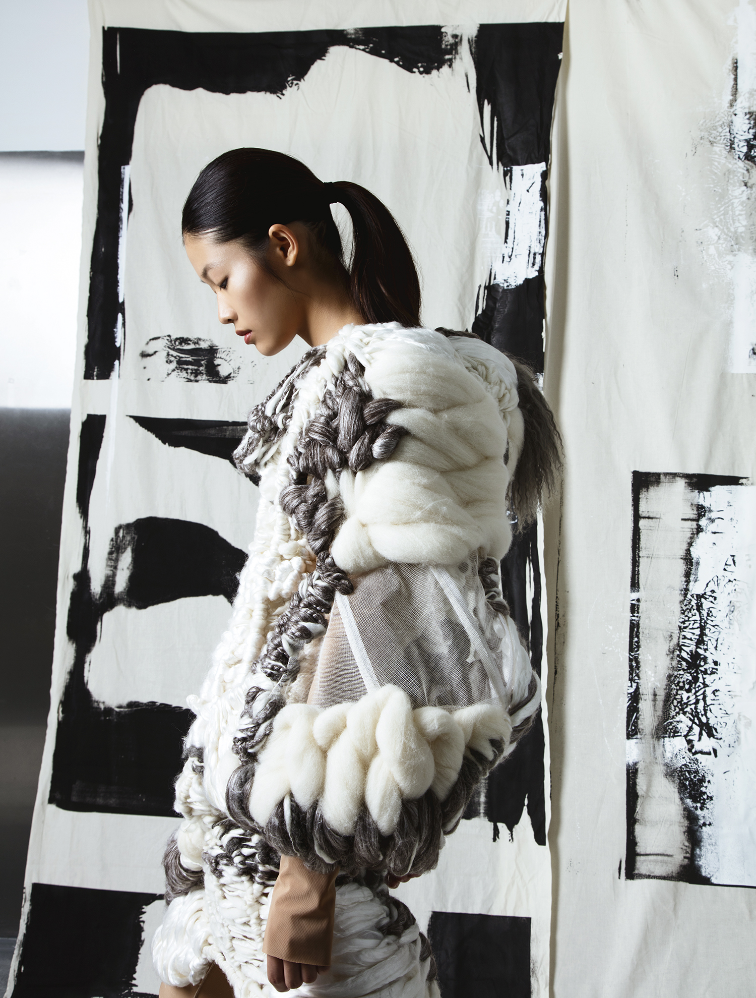 Snežana Aničić-Van Pelt, MFA Fashion Design.