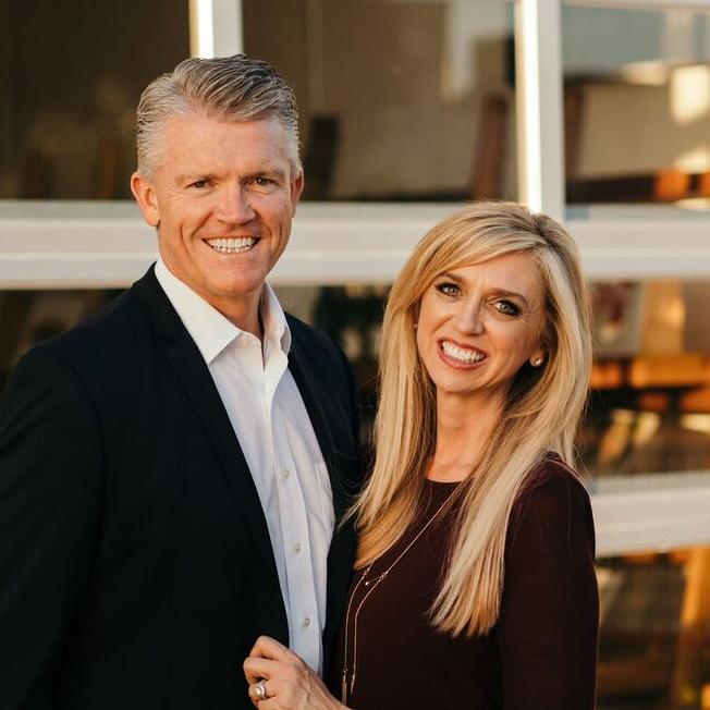 JOE & LORI CHAMPION Lead Pastors at Celebration Church