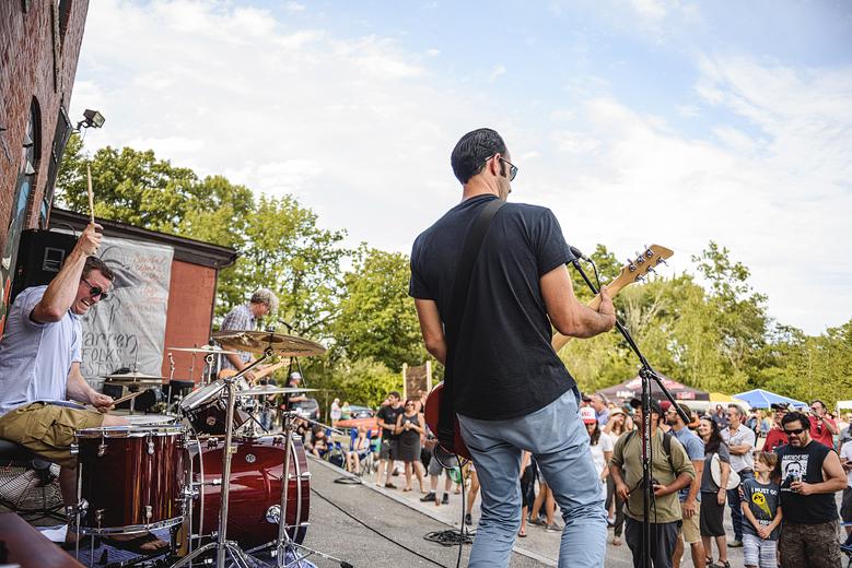 Warren Folk's Fest 2018 - Sunday August 5th, 12-8pm30 Cutler Street Warren, RI
