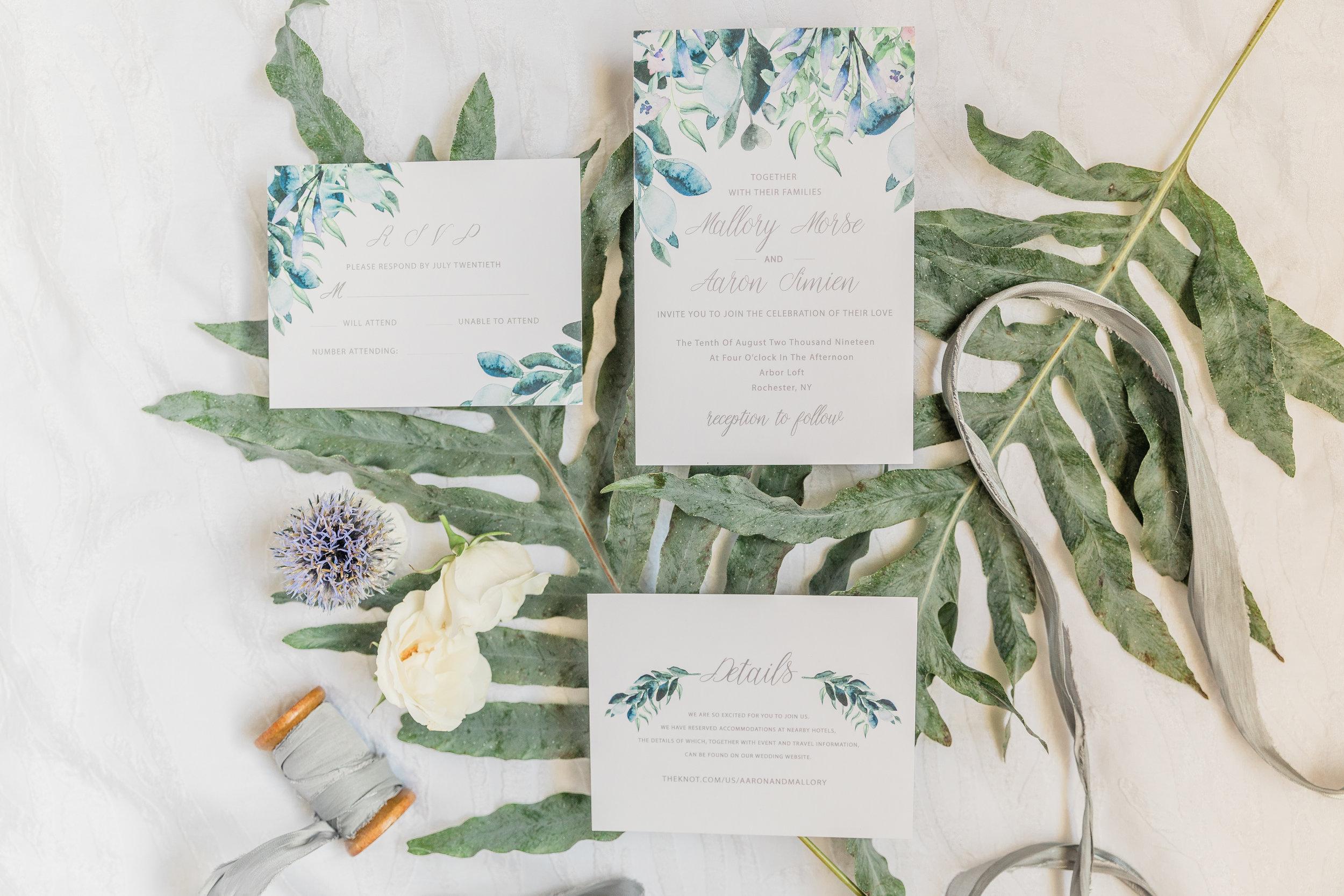 Mallory and Aaron - Married - Sneaks - Lauren Alisse Photography-2.jpg