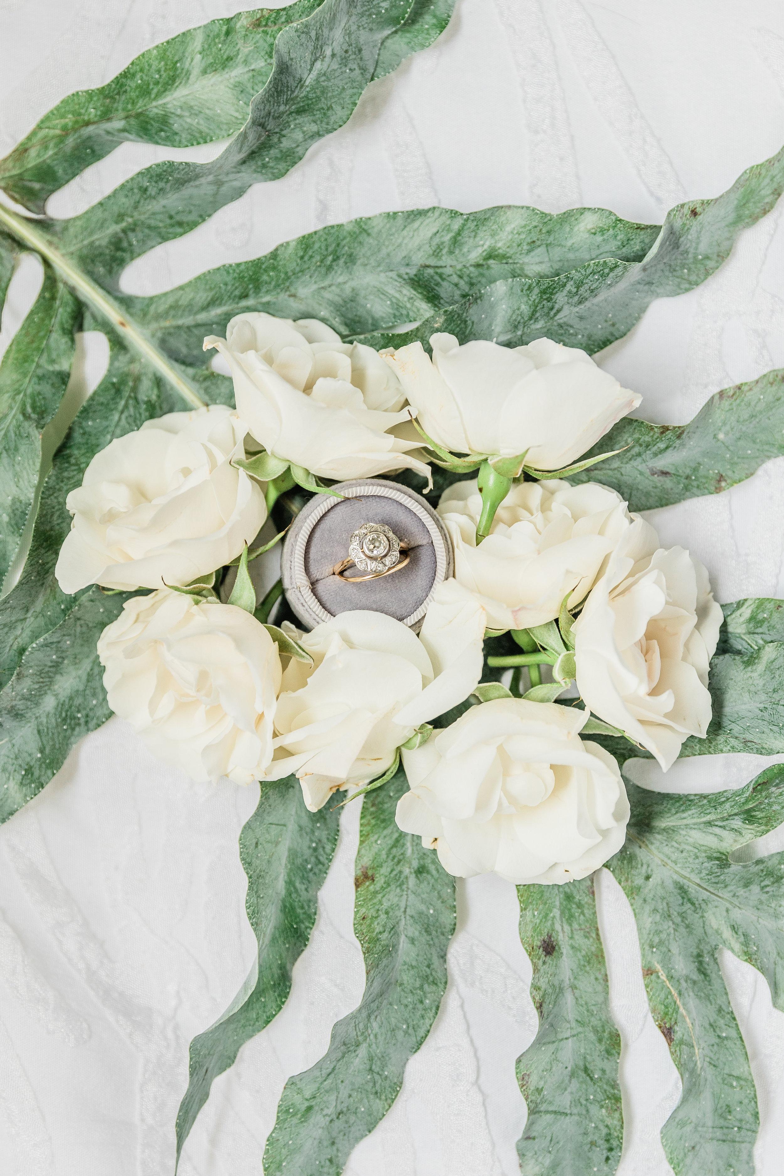 Mallory and Aaron - Married - Sneaks - Lauren Alisse Photography-5.jpg