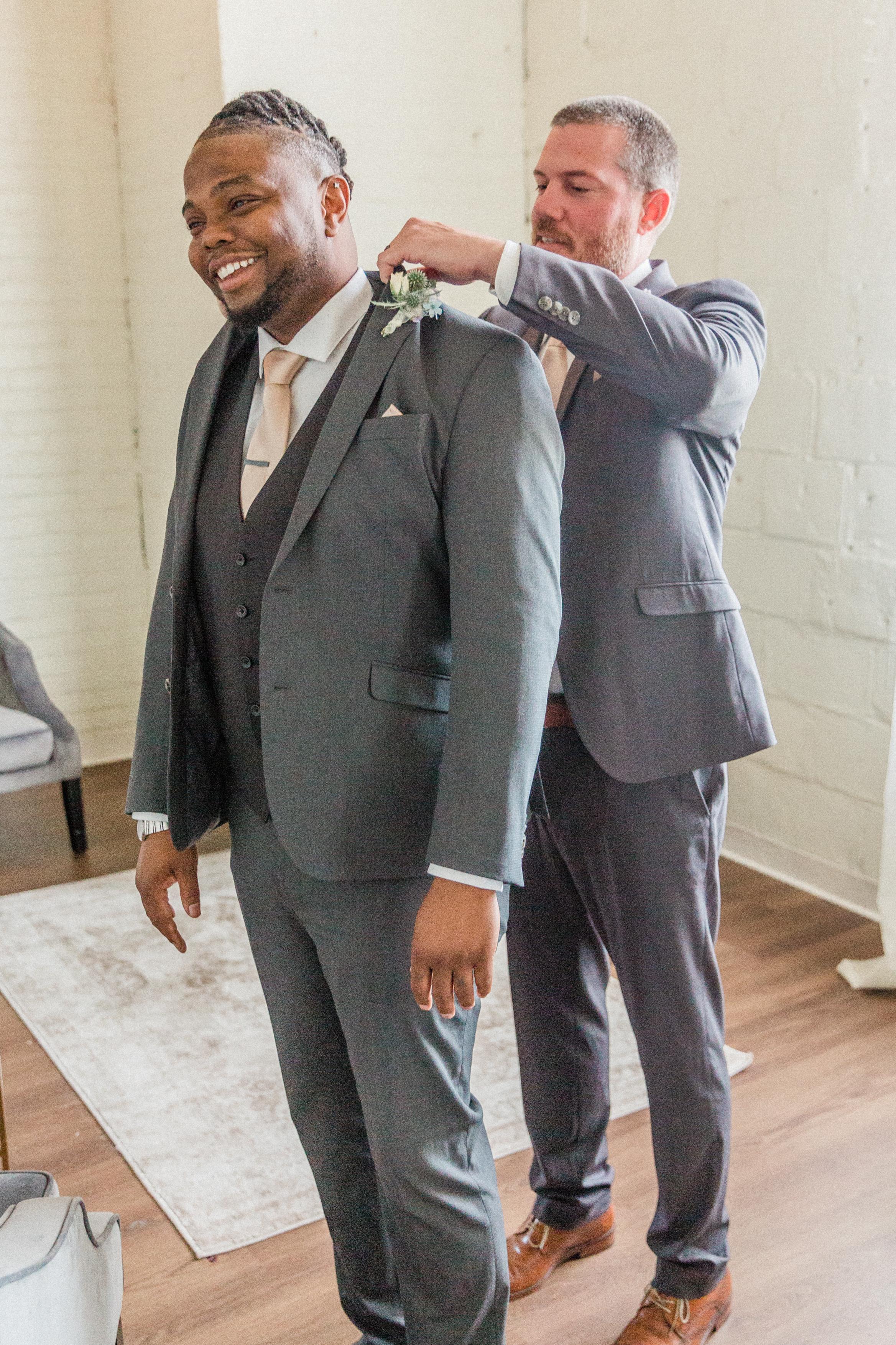 Mallory and Aaron - Married - Sneaks - Lauren Alisse Photography-39.jpg