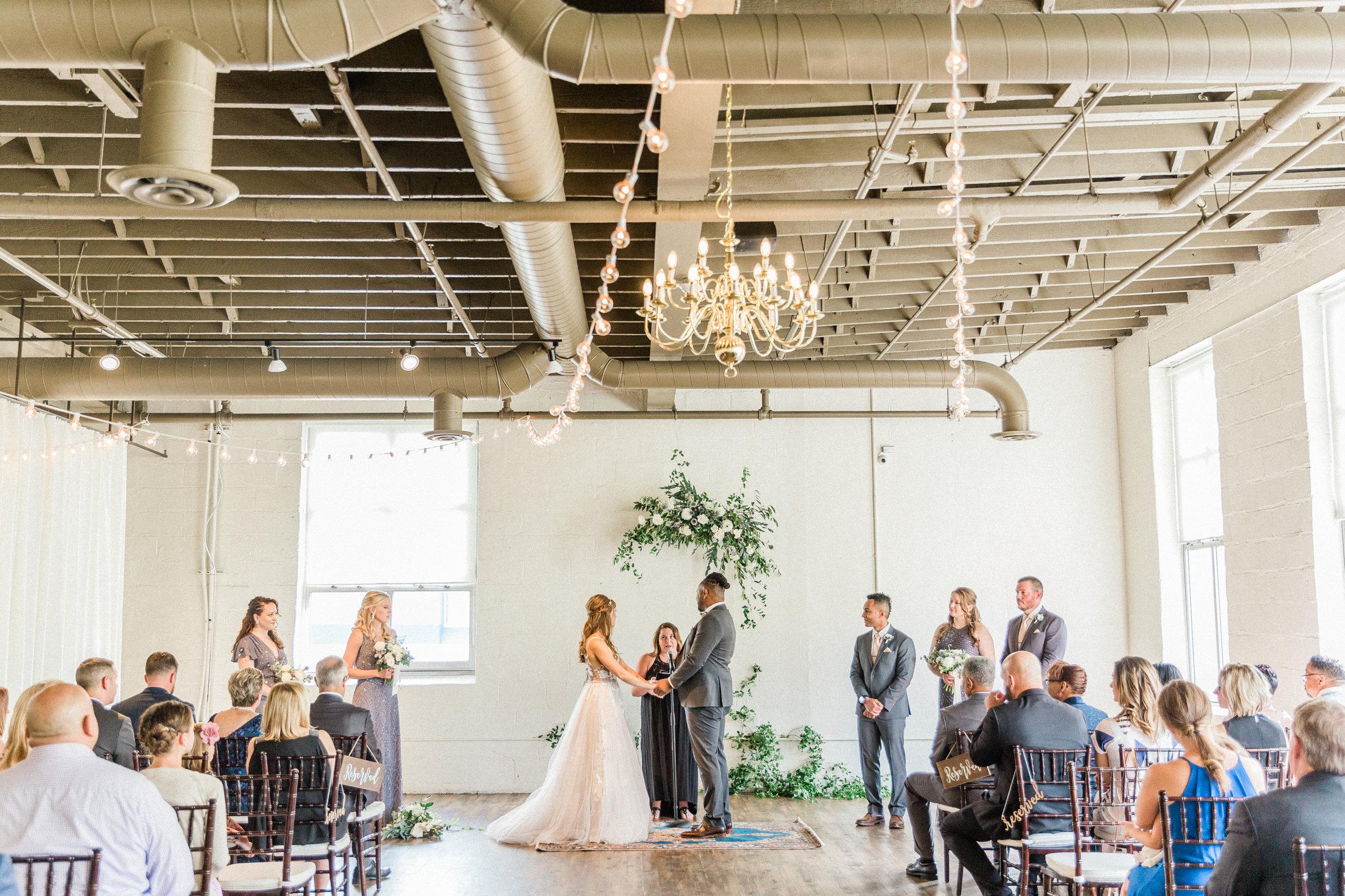 Mallory and Aaron - Married - Sneaks - Lauren Alisse Photography-44.jpg