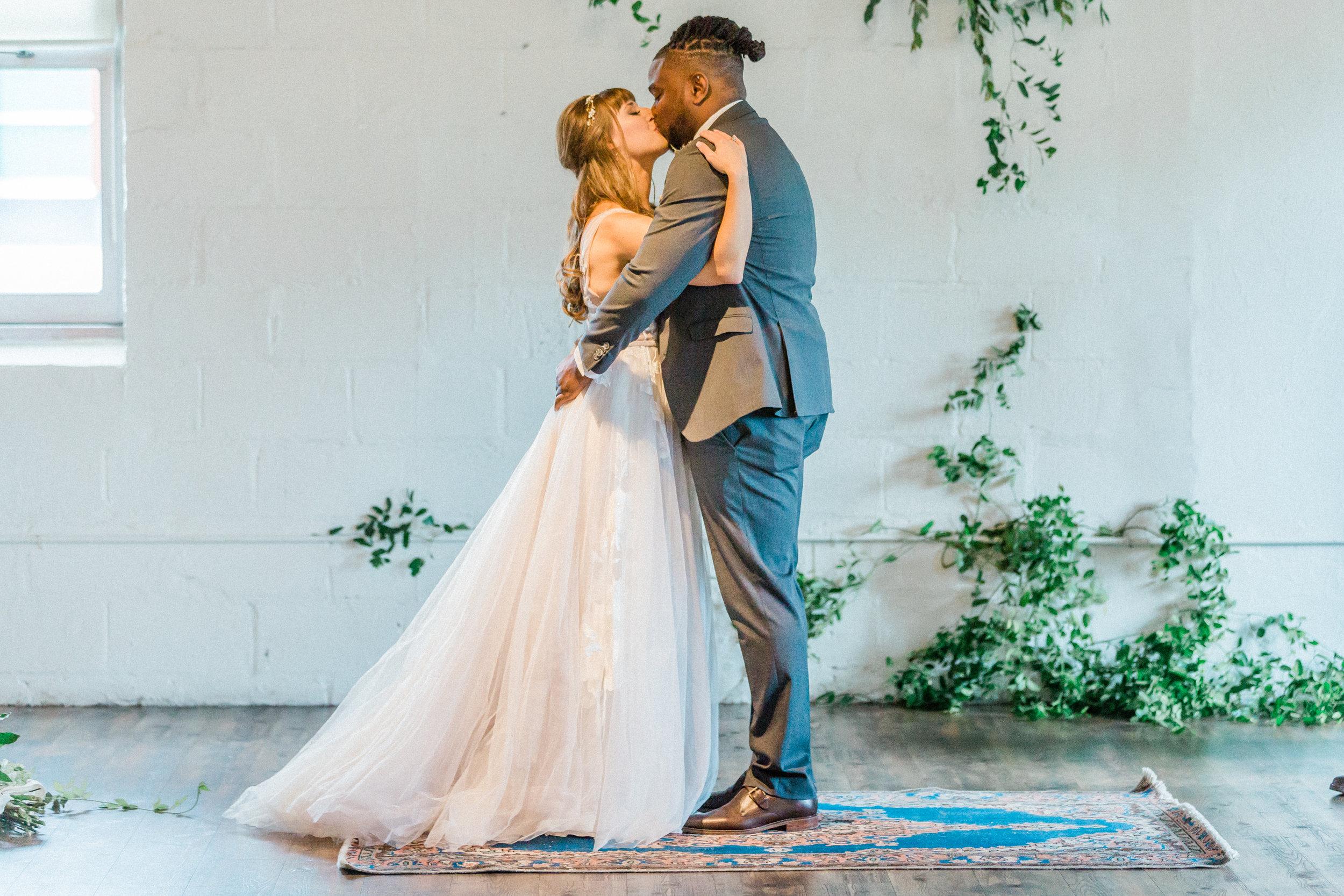 Mallory and Aaron - Married - Sneaks - Lauren Alisse Photography-47.jpg
