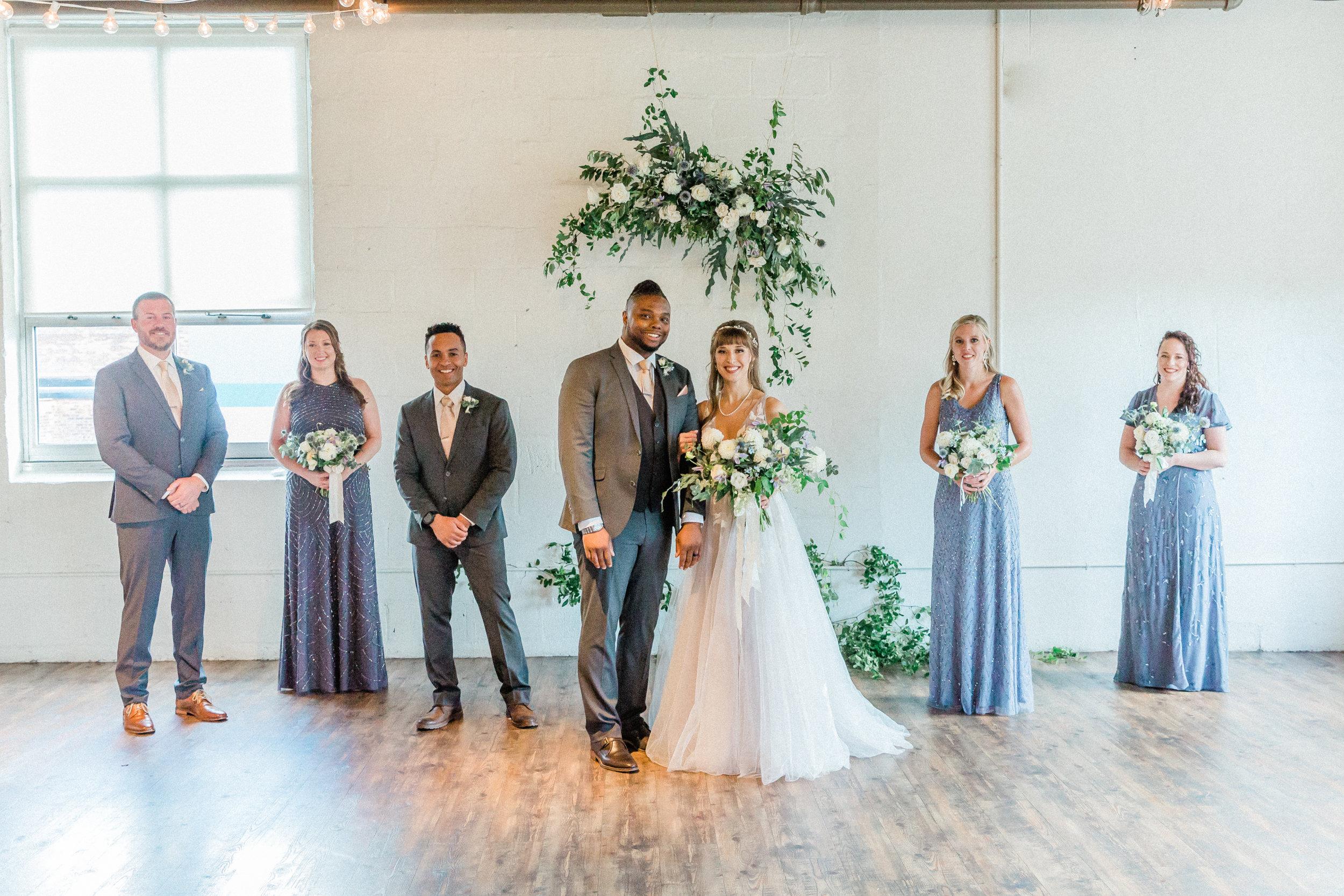 Mallory and Aaron - Married - Sneaks - Lauren Alisse Photography-48.jpg