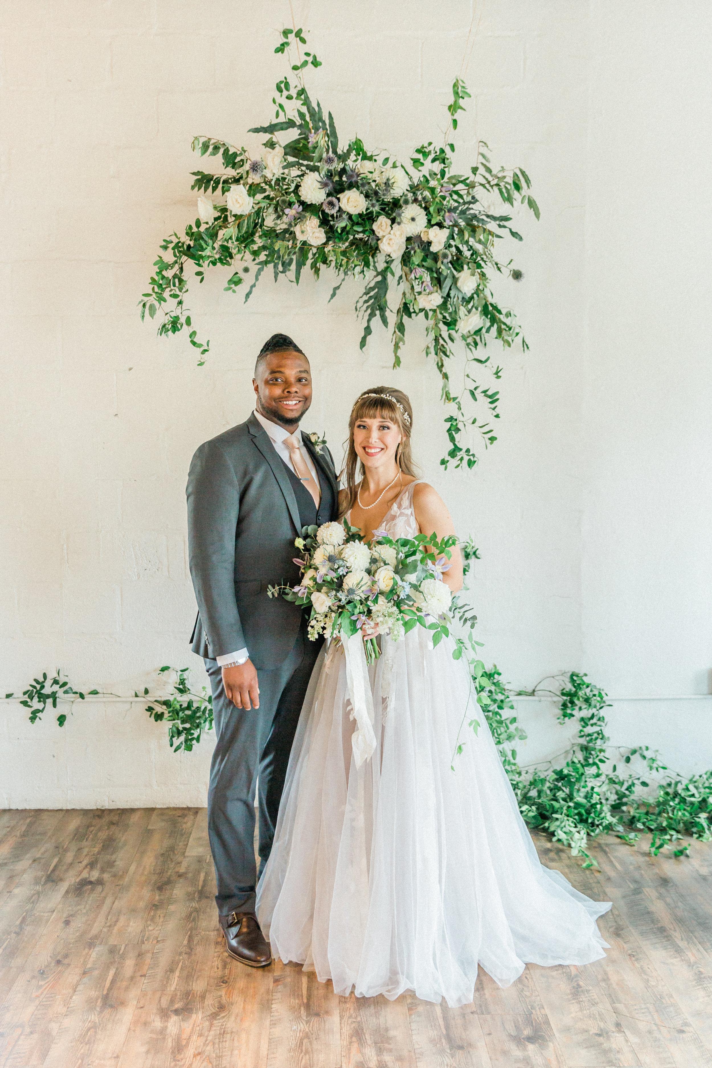 Mallory and Aaron - Married - Sneaks - Lauren Alisse Photography-50.jpg
