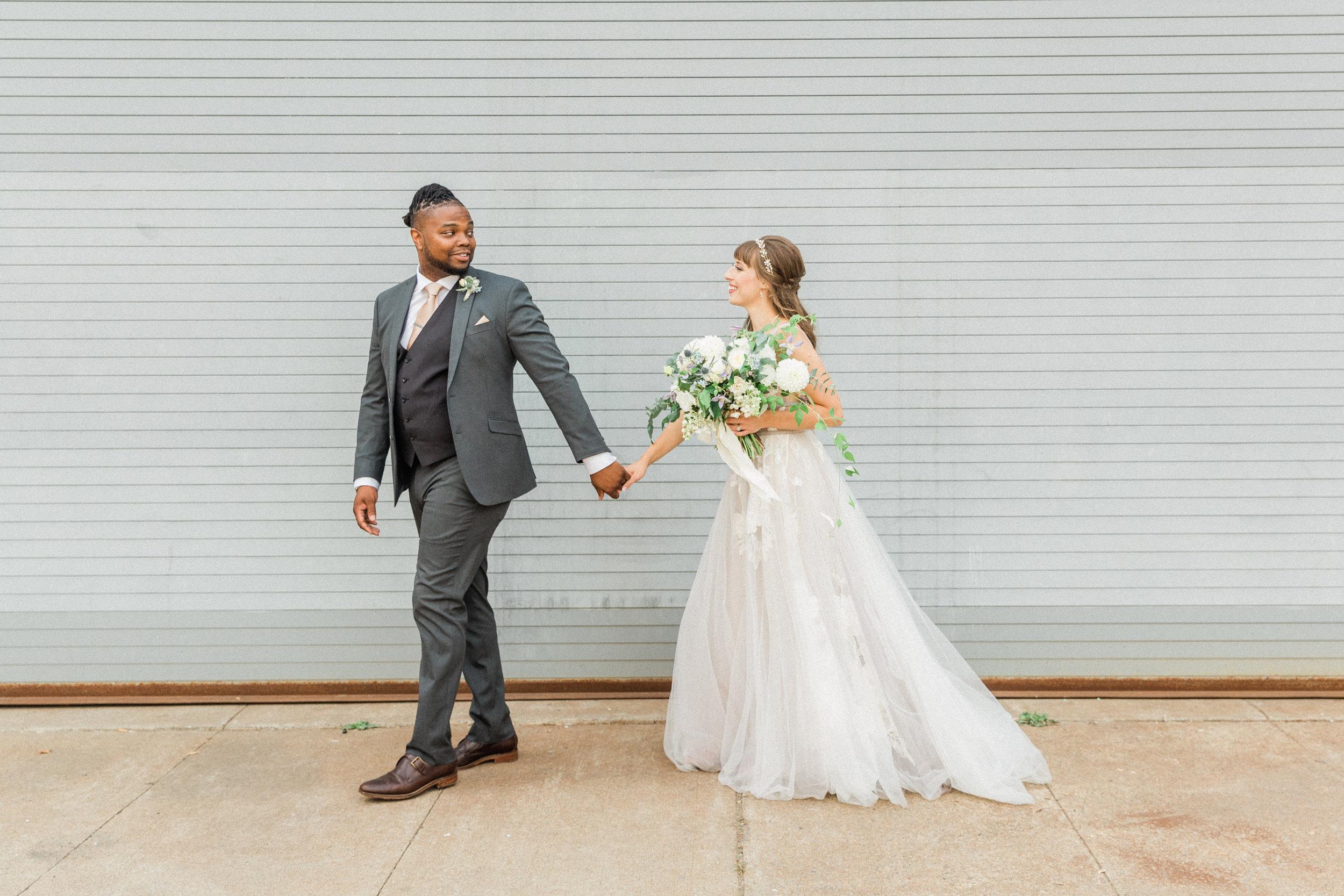 Mallory and Aaron - Married - Sneaks - Lauren Alisse Photography-53.jpg