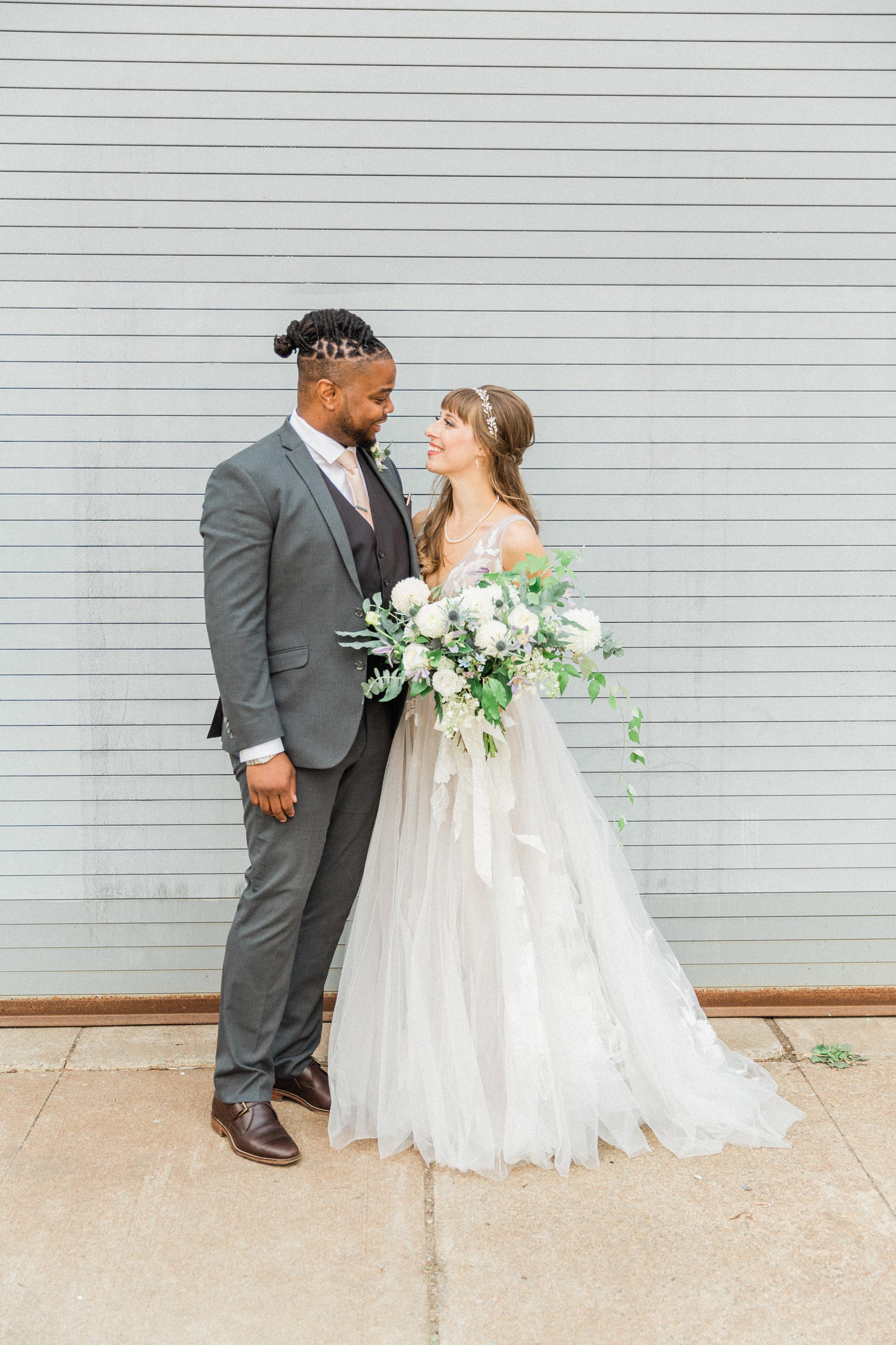 Mallory and Aaron - Married - Sneaks - Lauren Alisse Photography-52.jpg