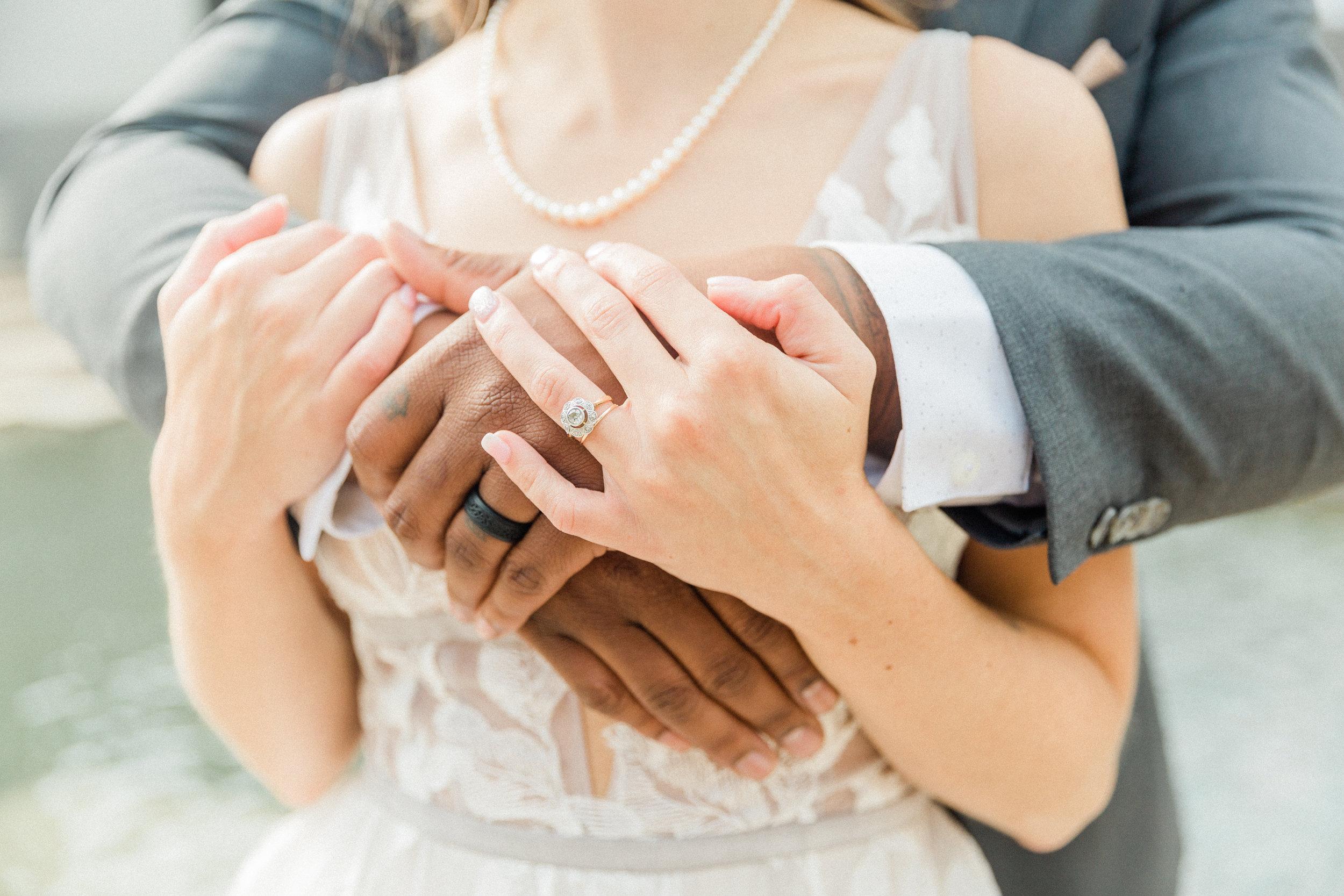 Mallory and Aaron - Married - Sneaks - Lauren Alisse Photography-56.jpg