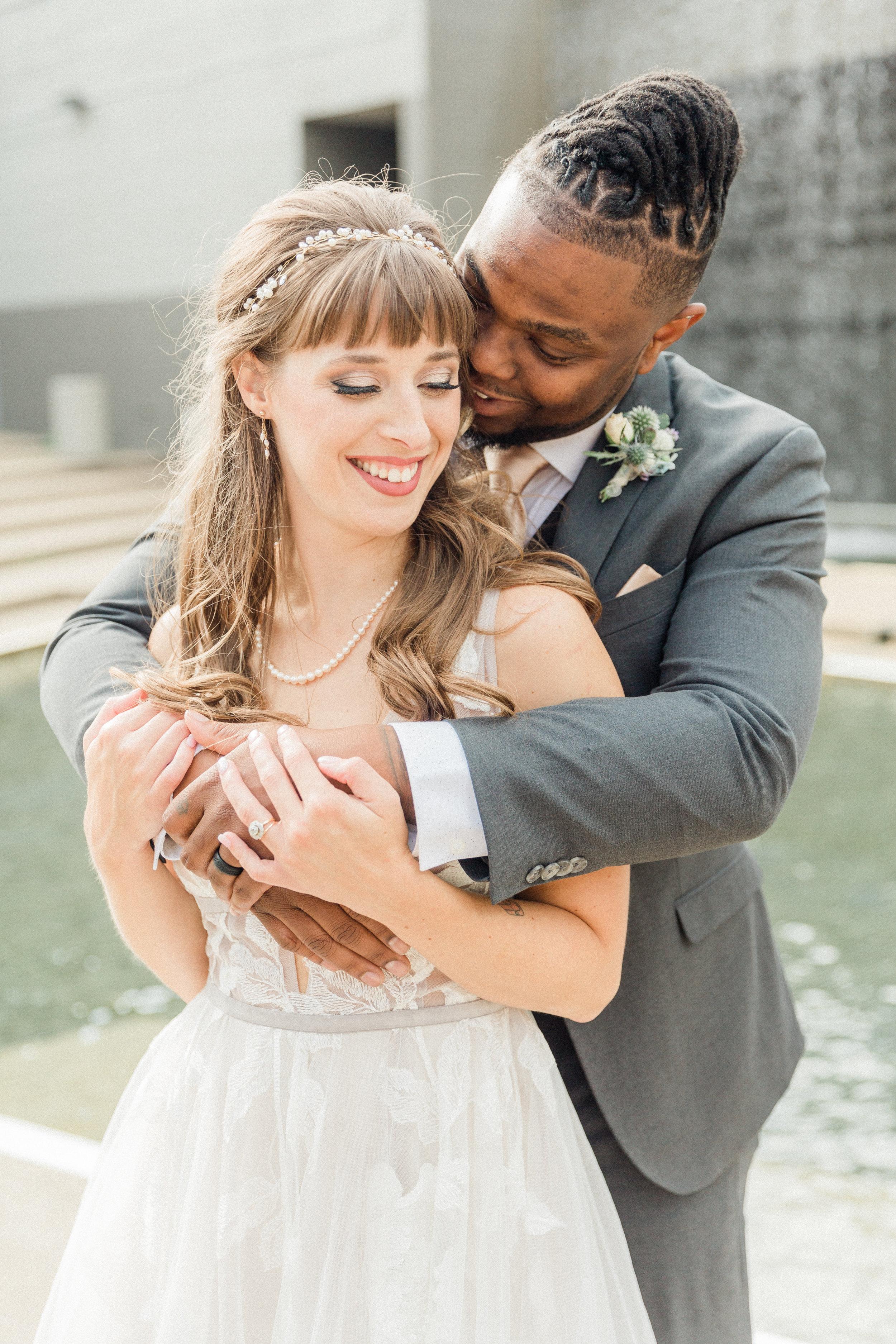 Mallory and Aaron - Married - Sneaks - Lauren Alisse Photography-57.jpg