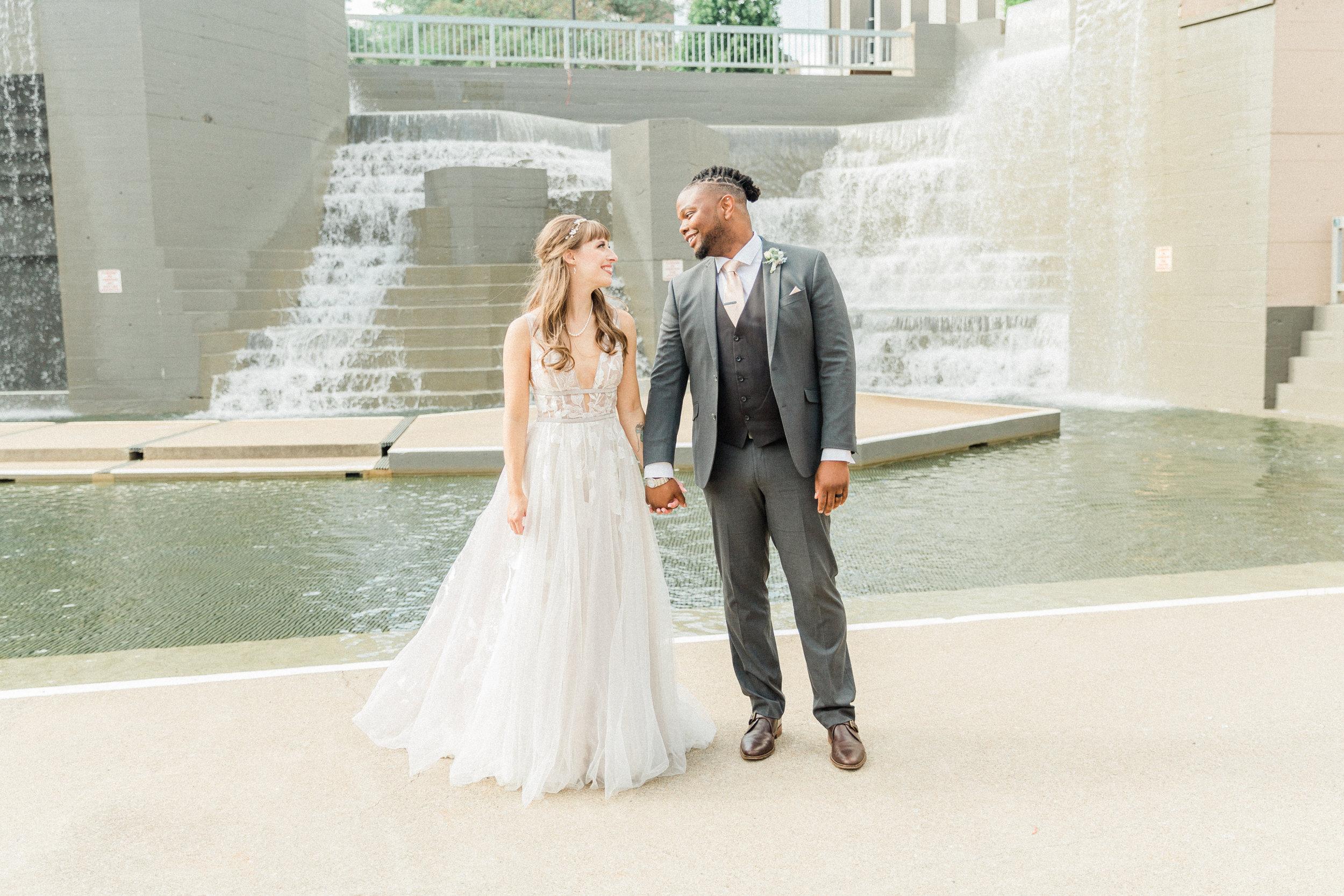 Mallory and Aaron - Married - Sneaks - Lauren Alisse Photography-58.jpg