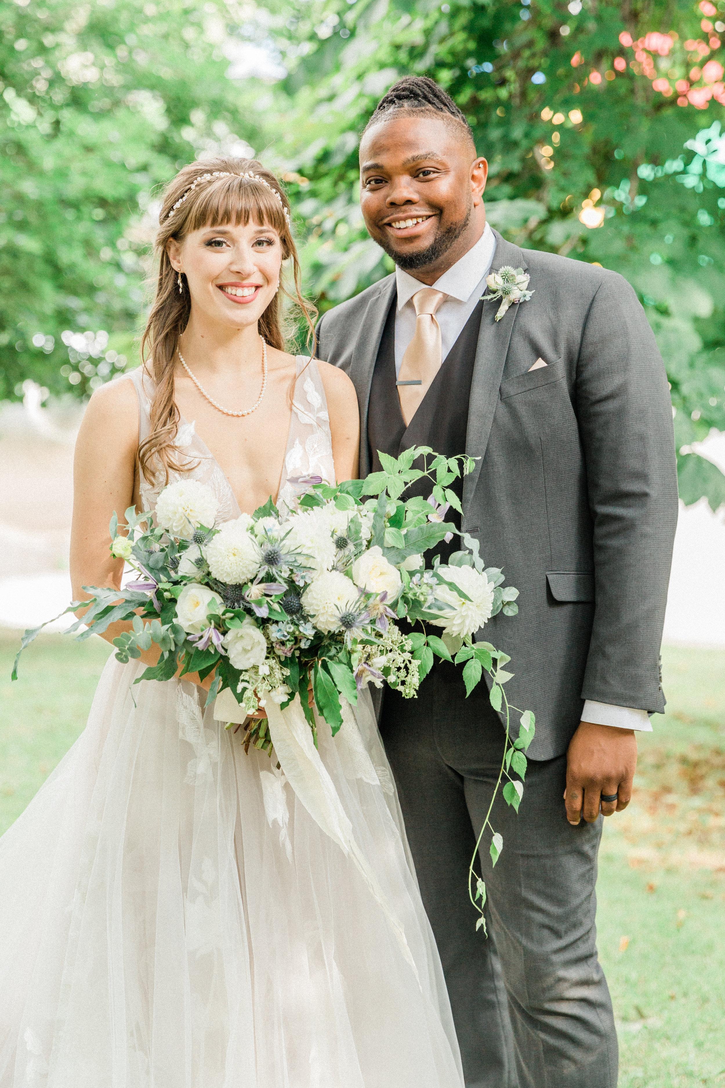 Mallory and Aaron - Married - Sneaks - Lauren Alisse Photography-59.jpg