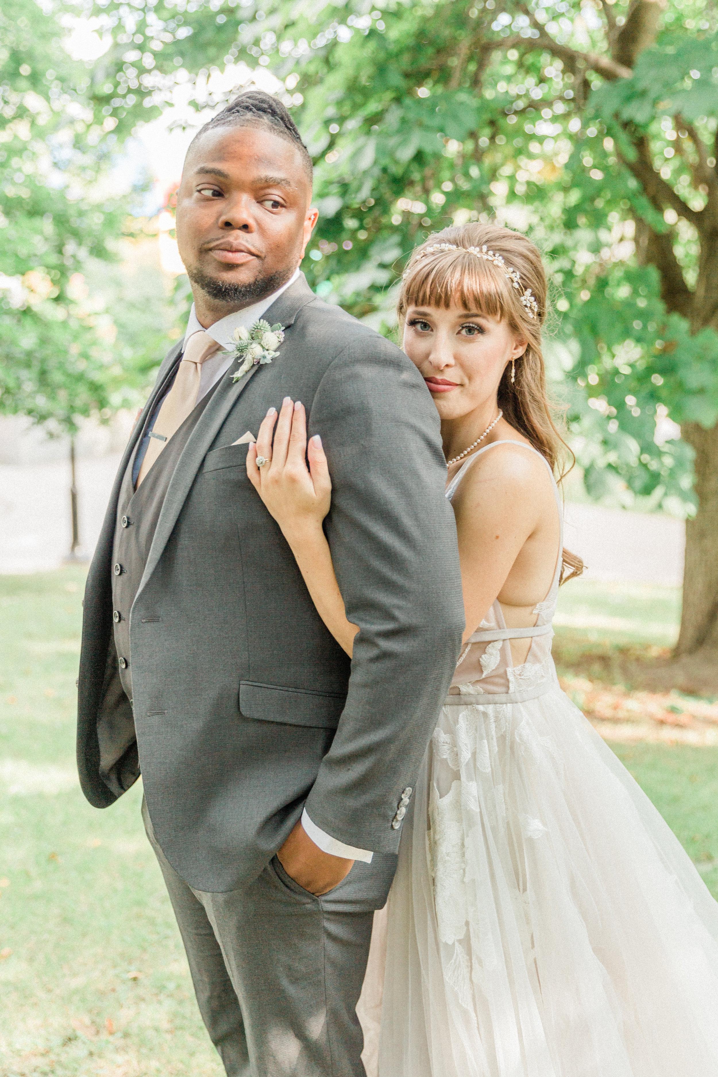 Mallory and Aaron - Married - Sneaks - Lauren Alisse Photography-60.jpg