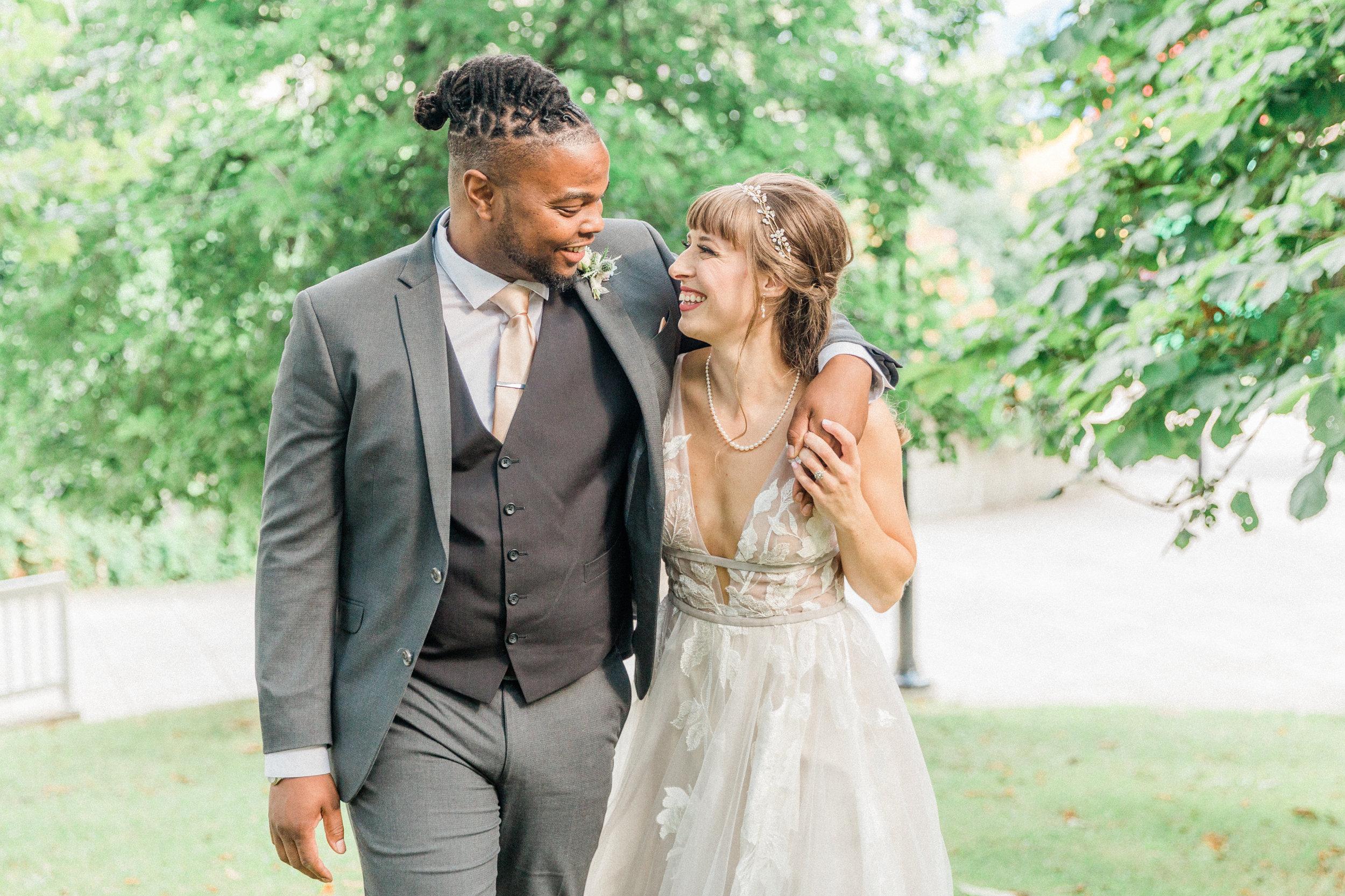 Mallory and Aaron - Married - Sneaks - Lauren Alisse Photography-61.jpg