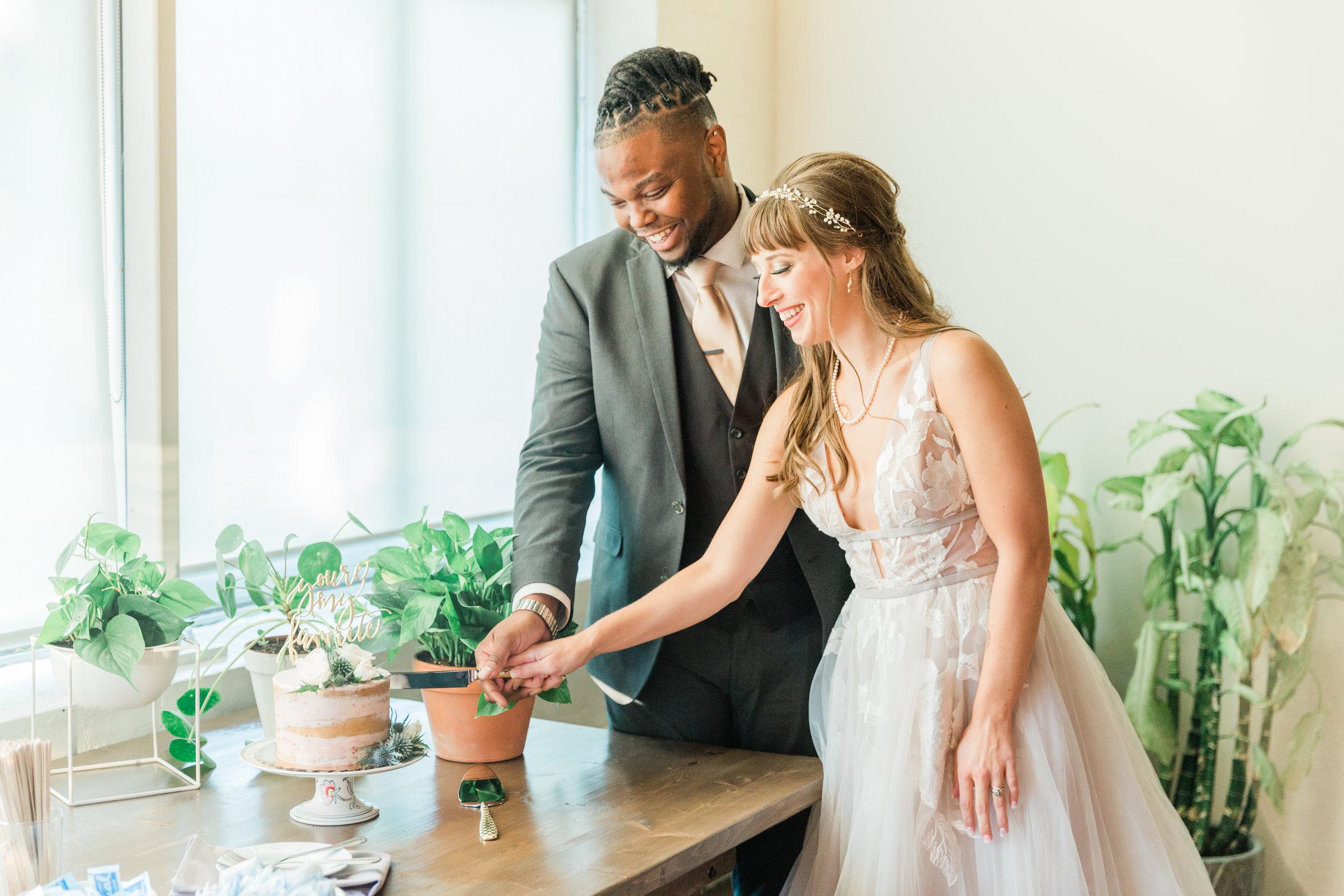 Mallory and Aaron - Married - Sneaks - Lauren Alisse Photography-70.jpg