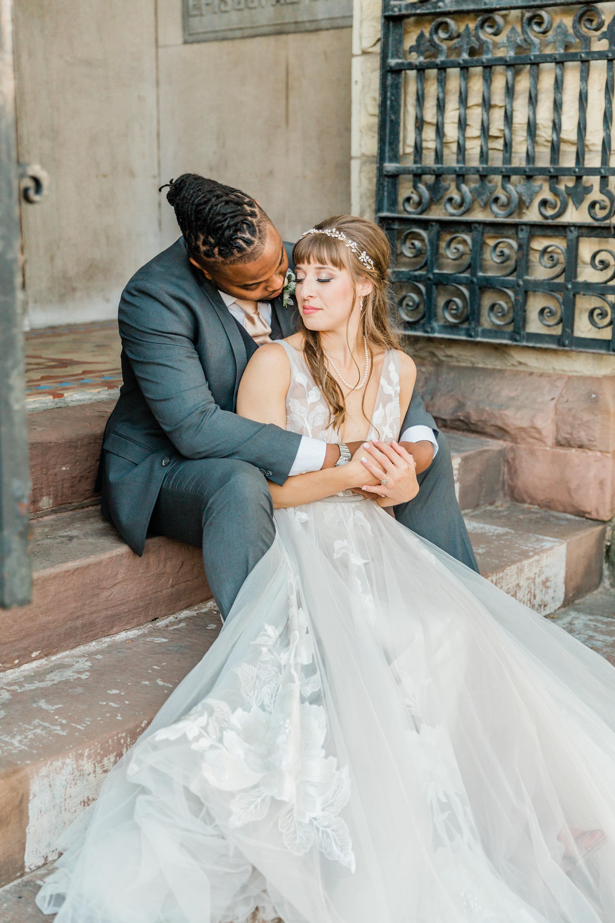 Mallory and Aaron - Married - Sneaks - Lauren Alisse Photography-73.jpg