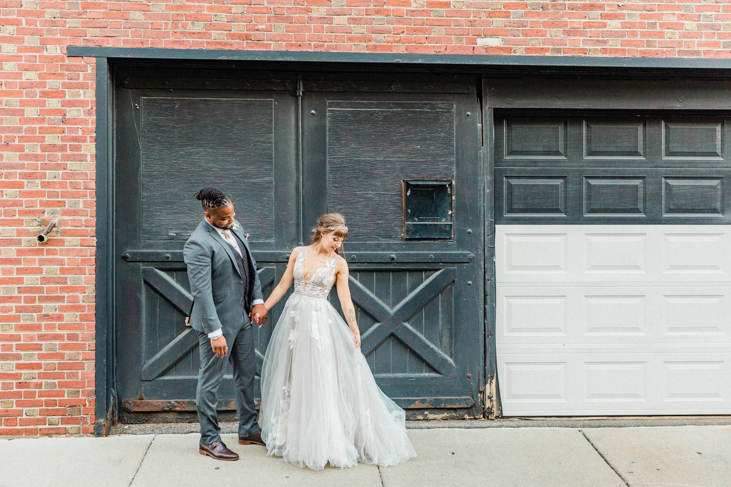Mallory and Aaron - Married - Sneaks - Lauren Alisse Photography-79.jpg