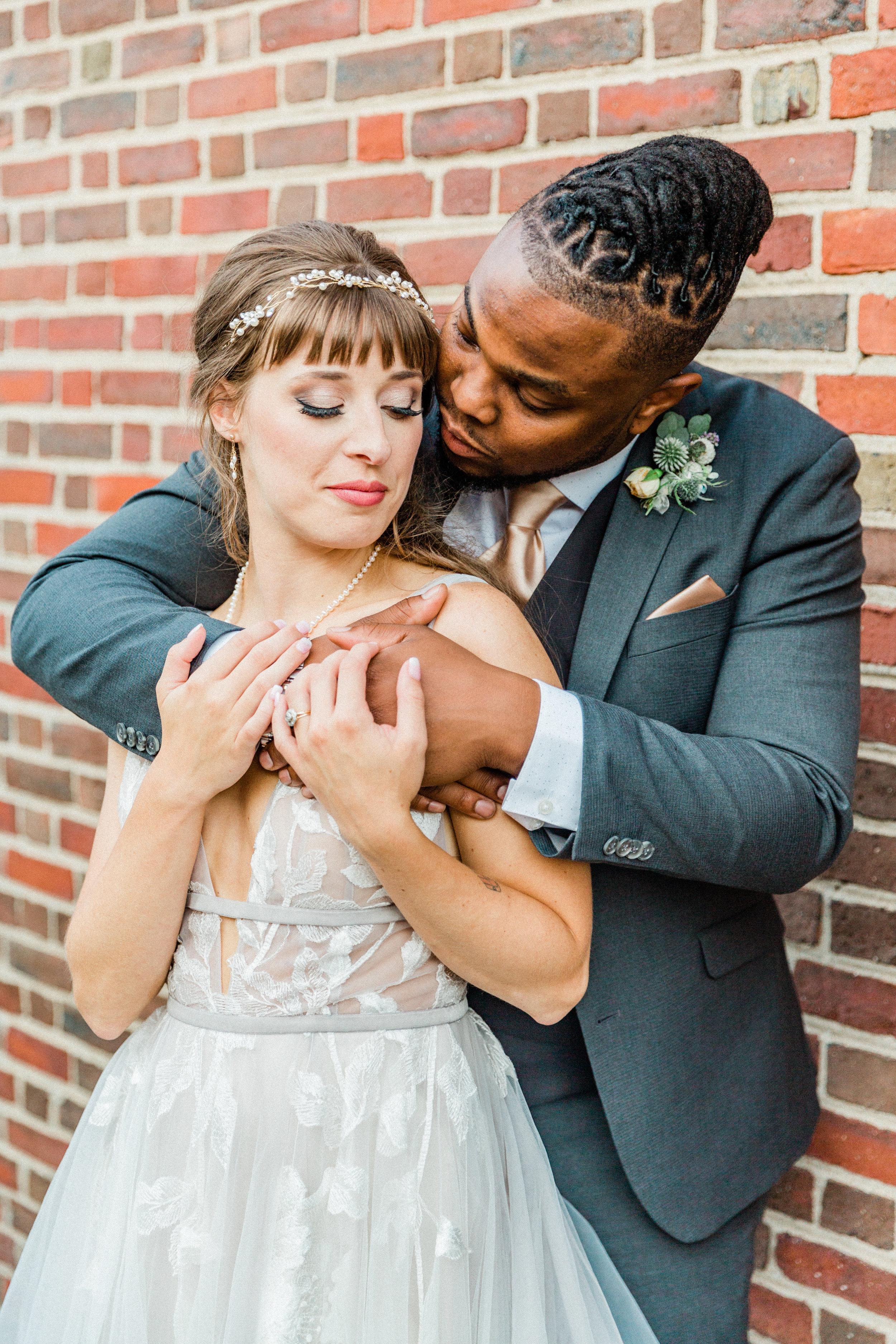 Mallory and Aaron - Married - Sneaks - Lauren Alisse Photography-80.jpg