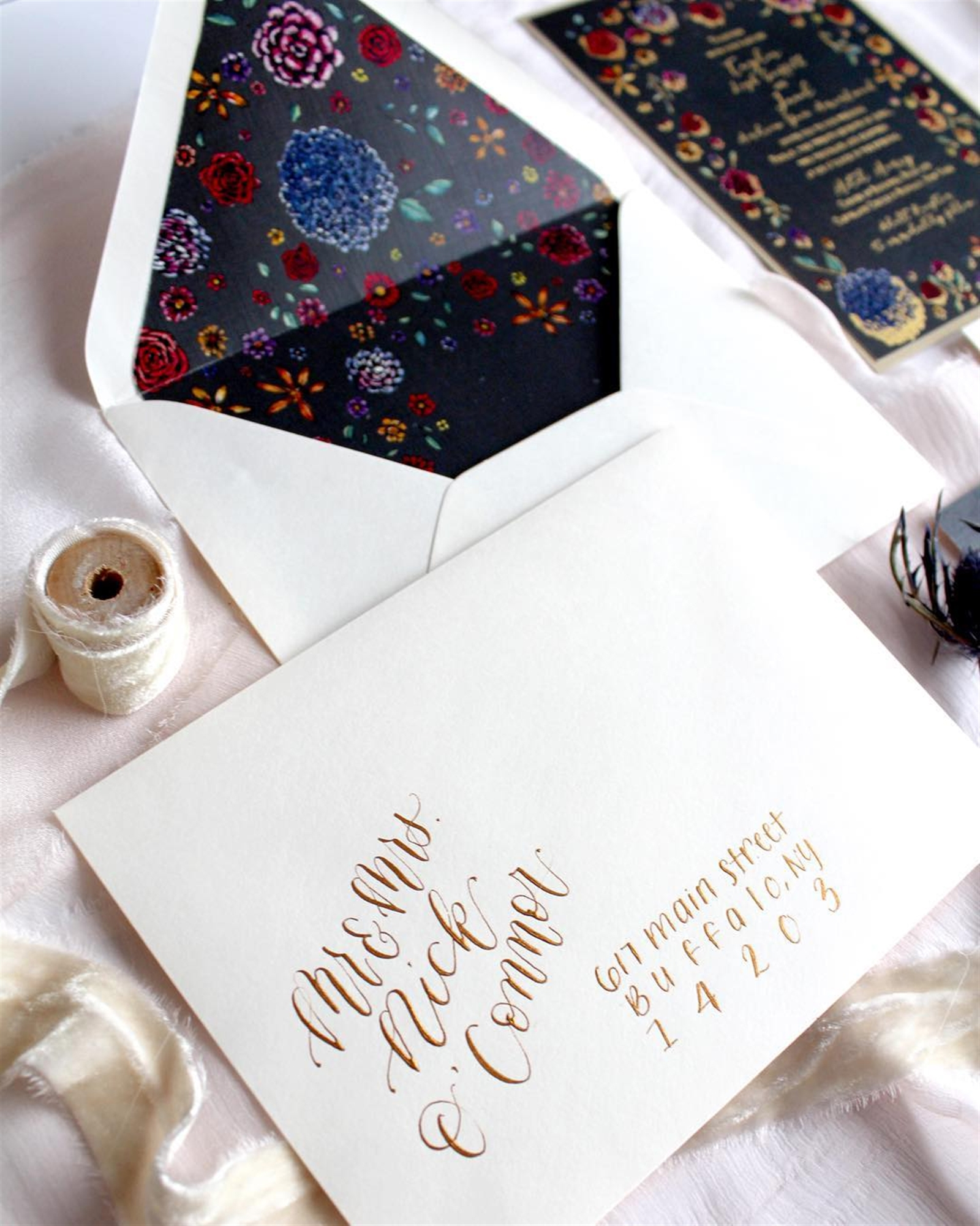 Hand calligraphy by    Pretty Sugar Co.
