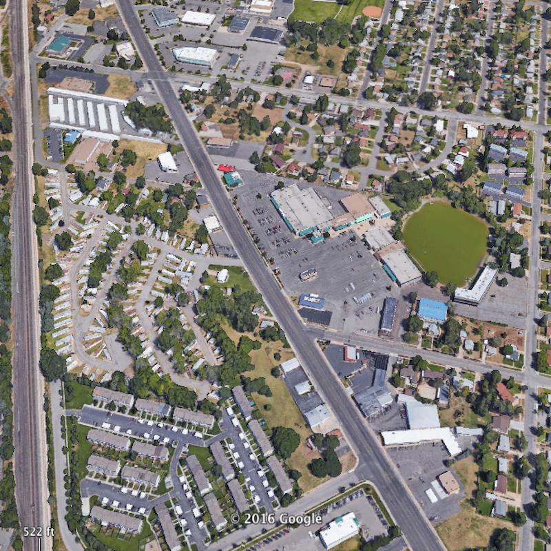 Downtown Development  Clearfield, UT