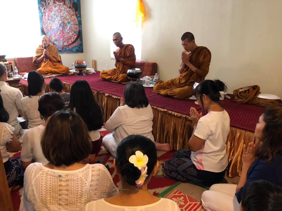 Dhamma Talks at SFM on March 3, 2019
