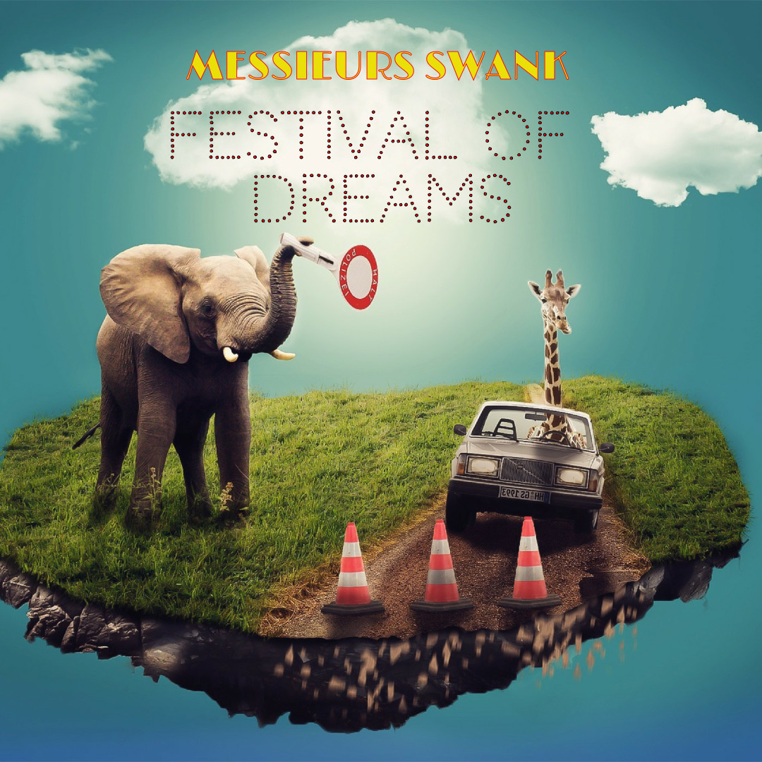 Festival of Dreams - Dance Pop Rap House Mixed by ClaySticky