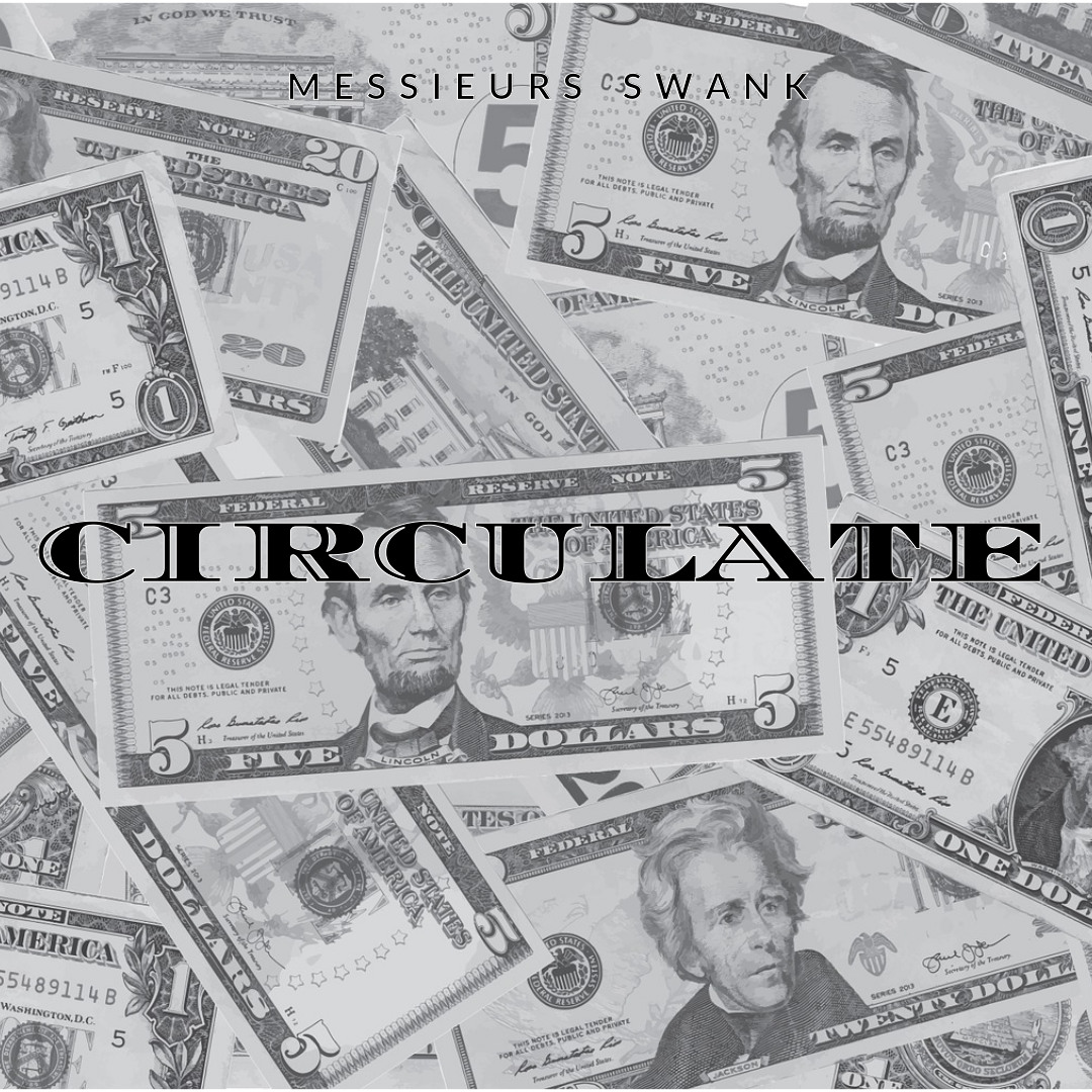 Circulate - Dance Rap Pop R&B Mixed by ClaySticky