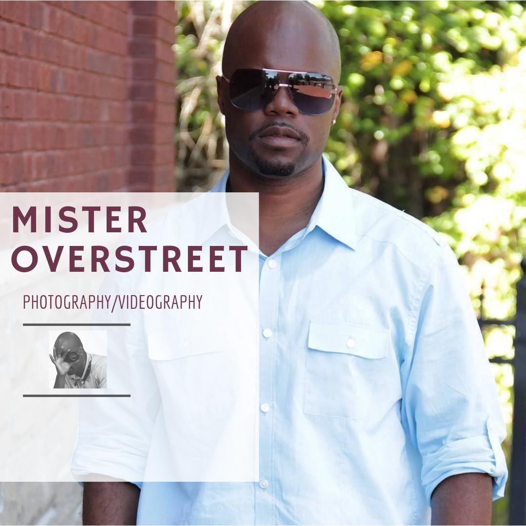 MISTER OVERSTREET - A true artist, Mister