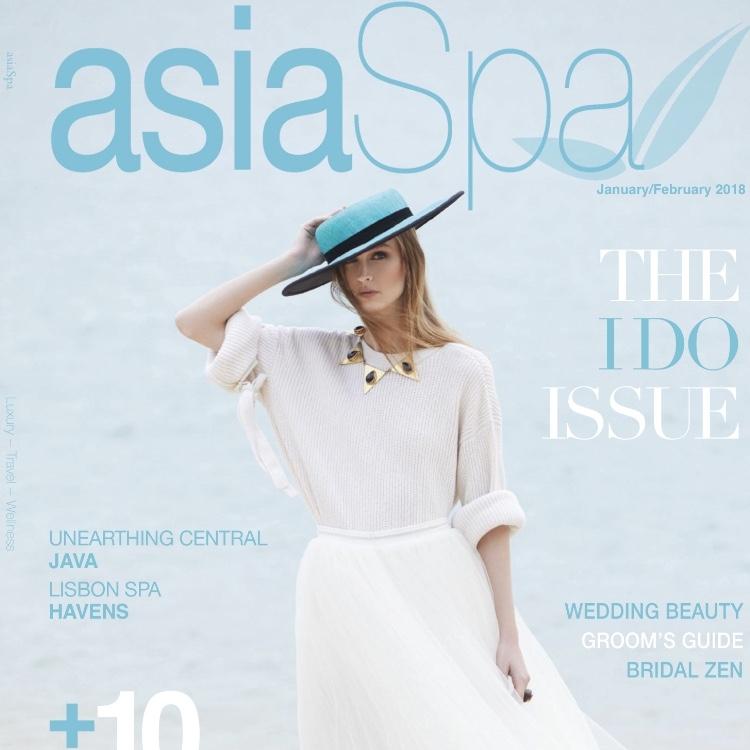 Couples' Spa Treatments - Asia Spa Jan/Feb 2018