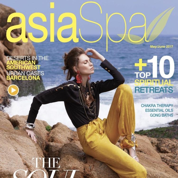 Top Spas in Barcelona - Asia Spa May/June 2017