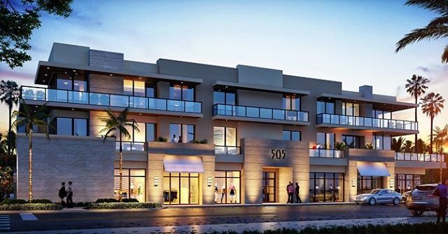 Construction is nearly complete on 505 on Fifth offering flawless #contemporary living, spas, art galleries, chic boutiques, eateries and more! On the southwest coast of Florida, this new standard of living is developing on #NaplesFL's 5th Avenue South. 🌴 (LINK IN BIO)  Frank Duggan | Premier Sotheby's International #Realty 239.734.0397