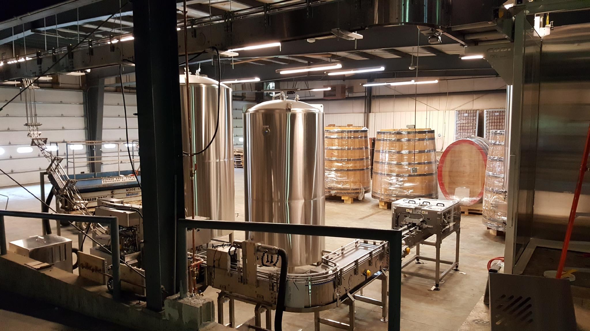 Hermit Thrush Brewery - Brattleboro, VT - Chris Adams AIA - Mathes Hulme Builders