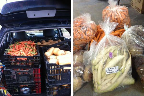 Food Recovery program using Spoiler Alert