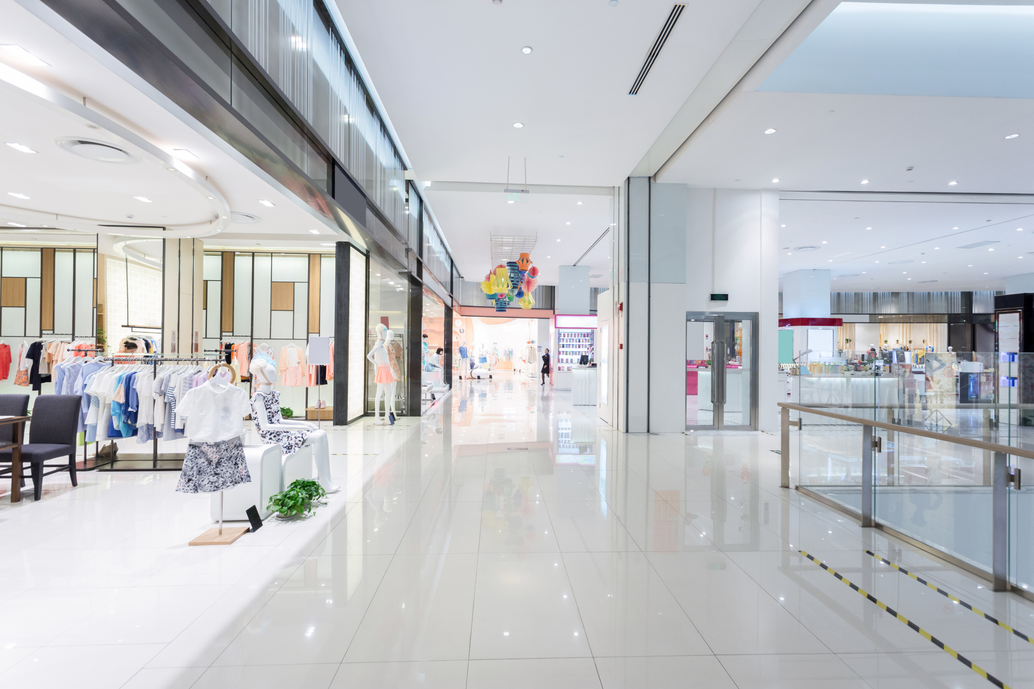 Retail   Retail spaces that people love to be in.
