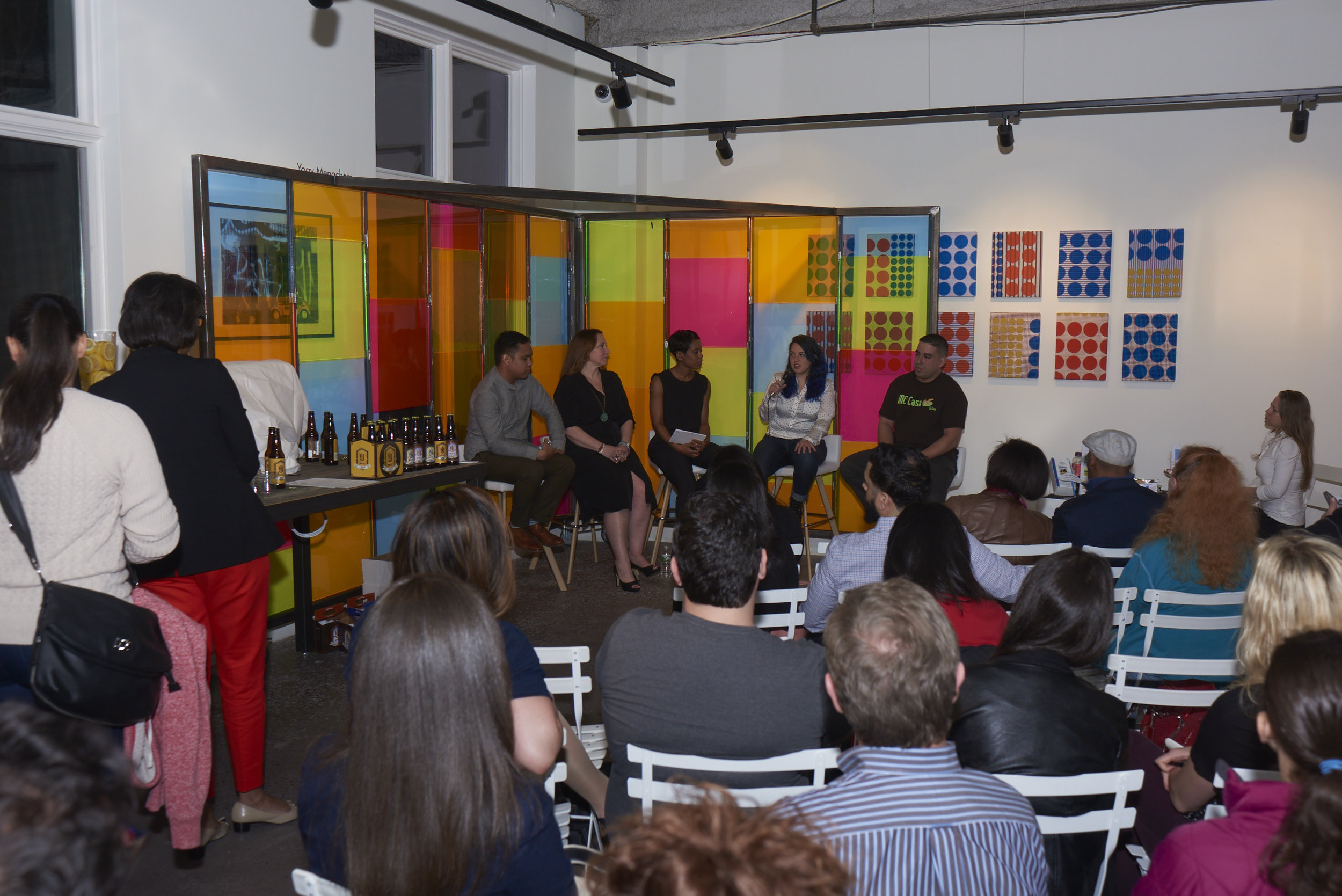 March 2016: Table Talk Live Networking Event