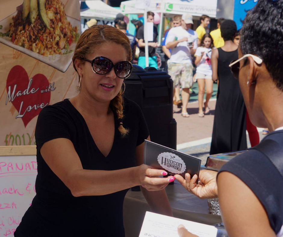 All About Downtown Street Fair, Jersey City, September 2015