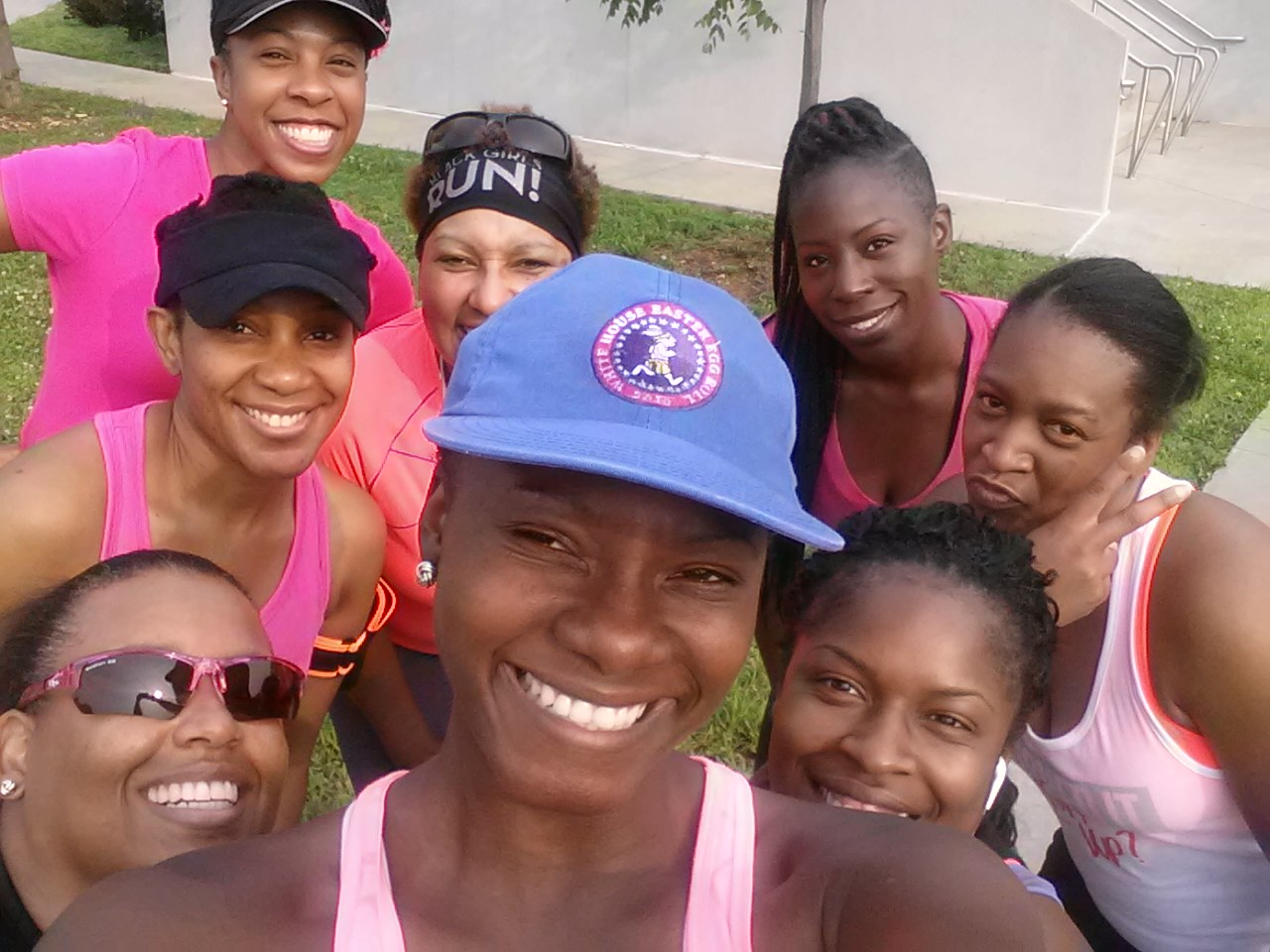 Black Girls Run.