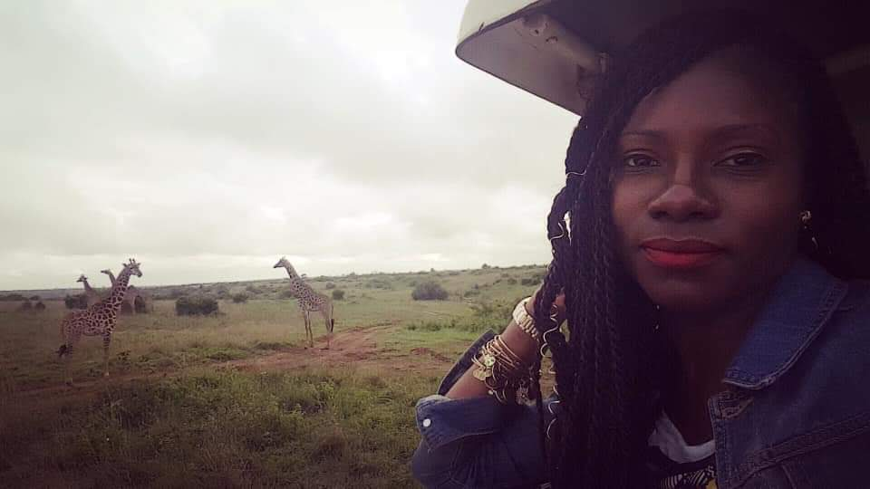 April 2018: My first safari in beautiful Nairobi, Kenya. I was in awe!