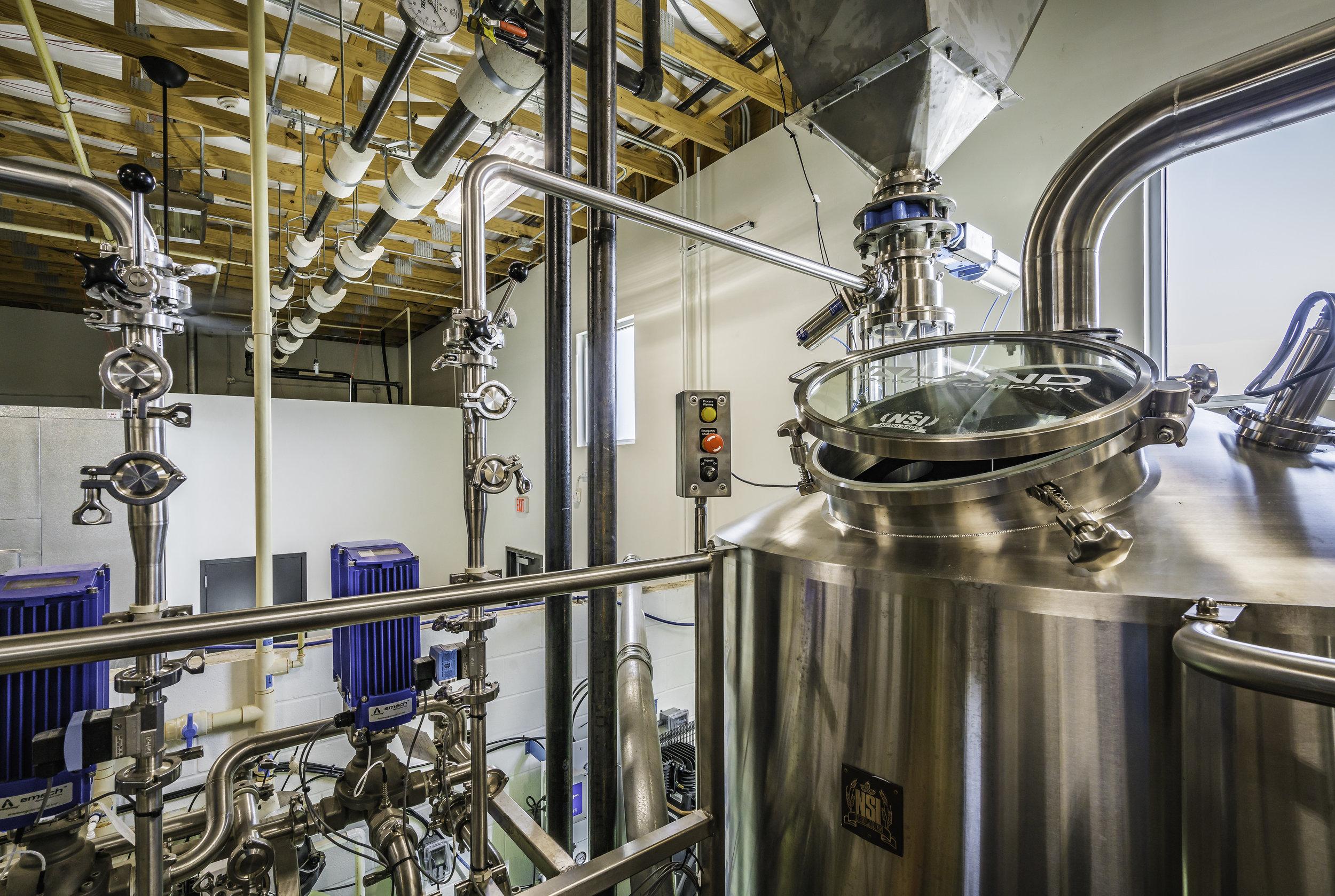 NLand Brewery - OPA Design Studio