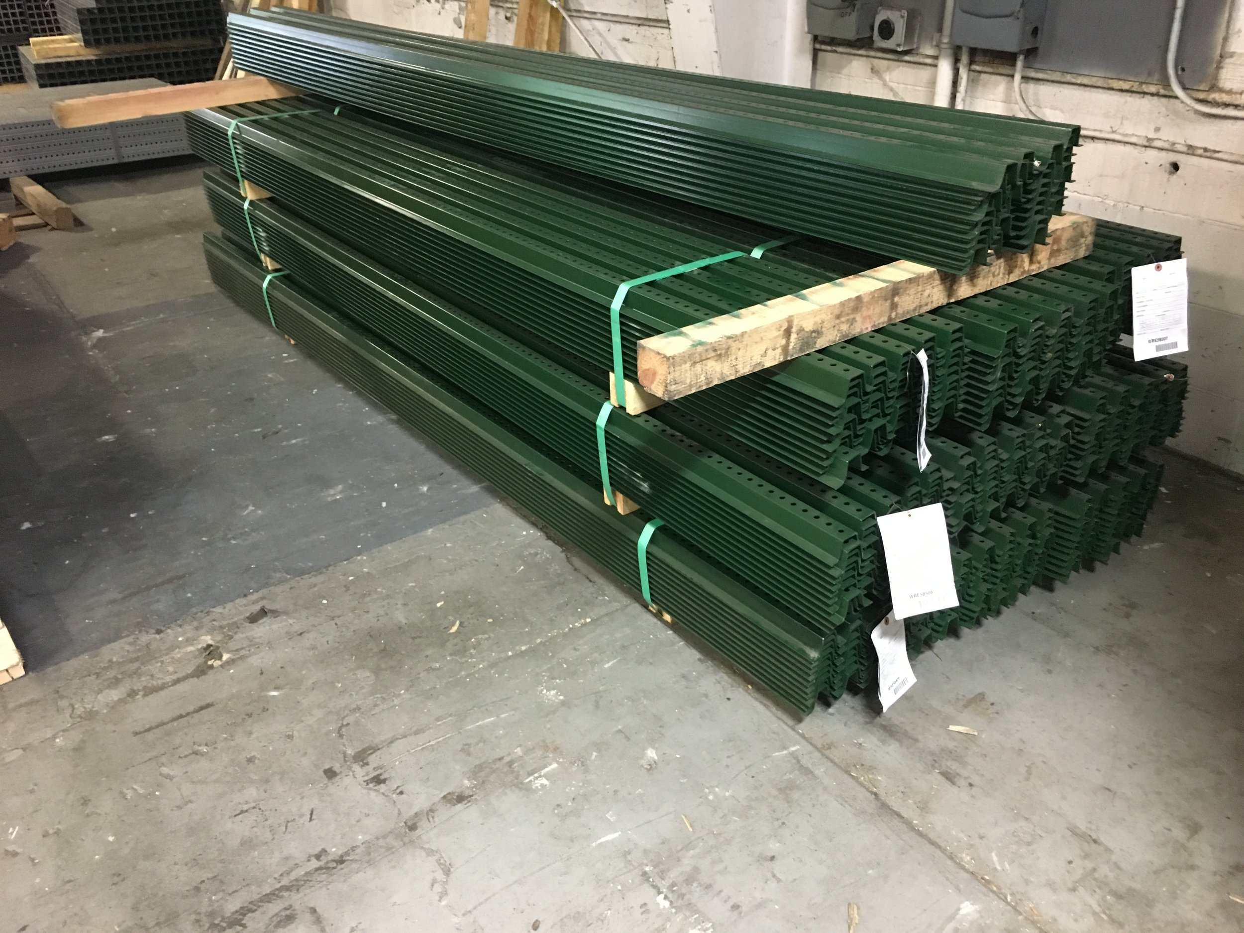 Green Uchannel Posts