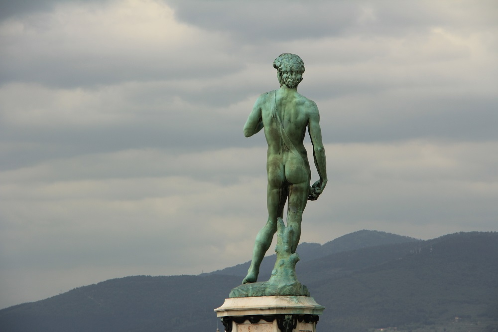 Un Davide a Firenze
