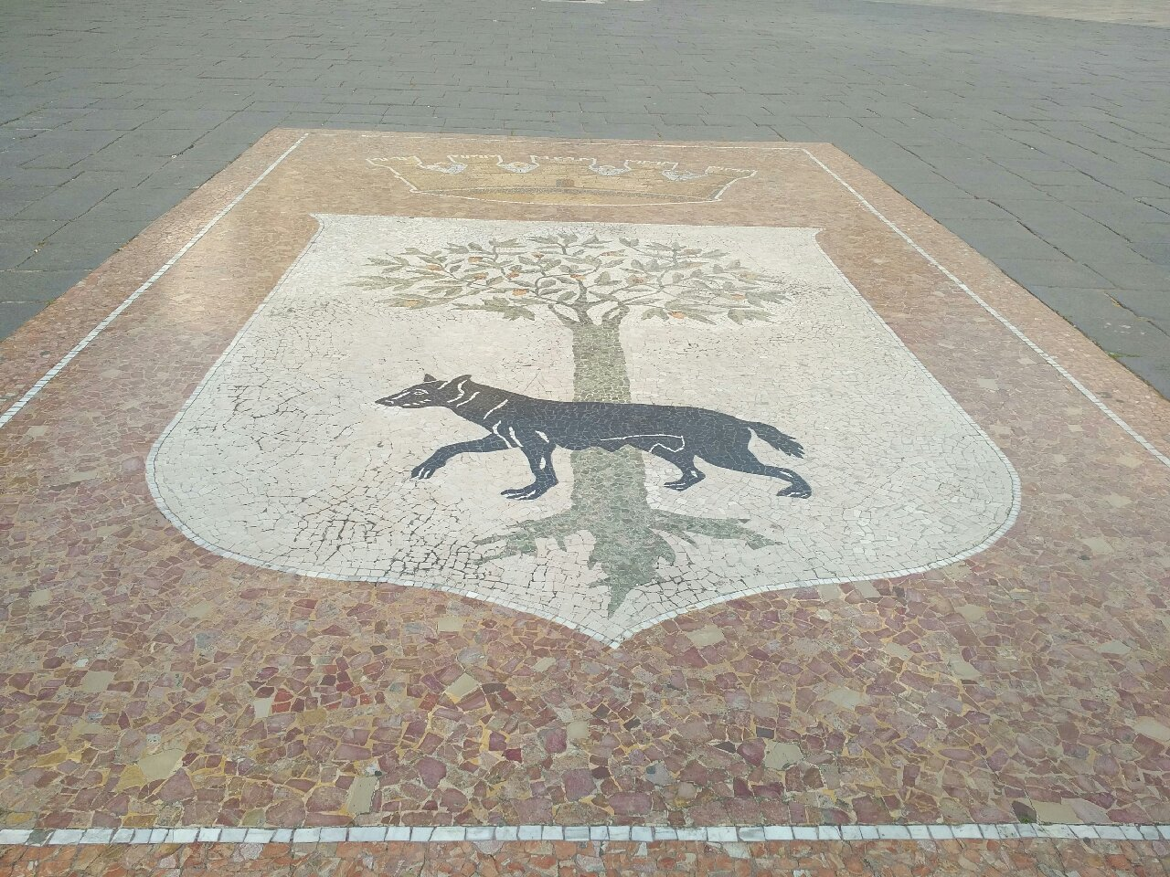 Lecce, Puglia symbol