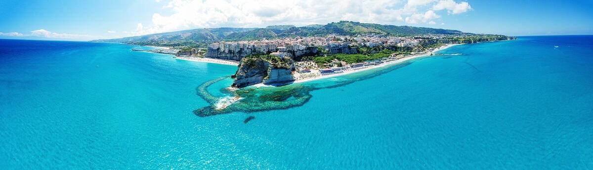 Tropea, Calabria.