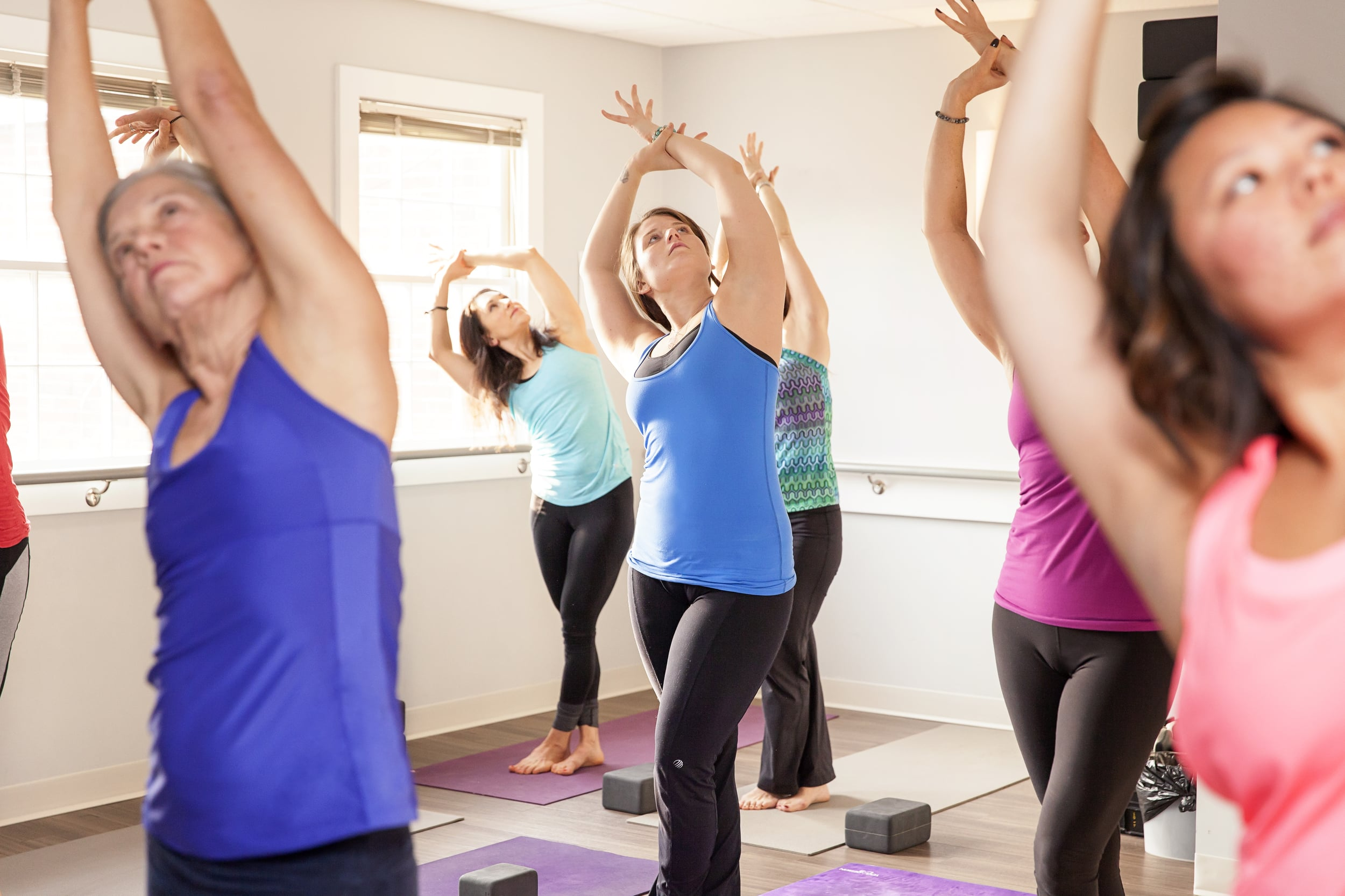 New to Yoga? New to Lexington Power? Come practice with us!