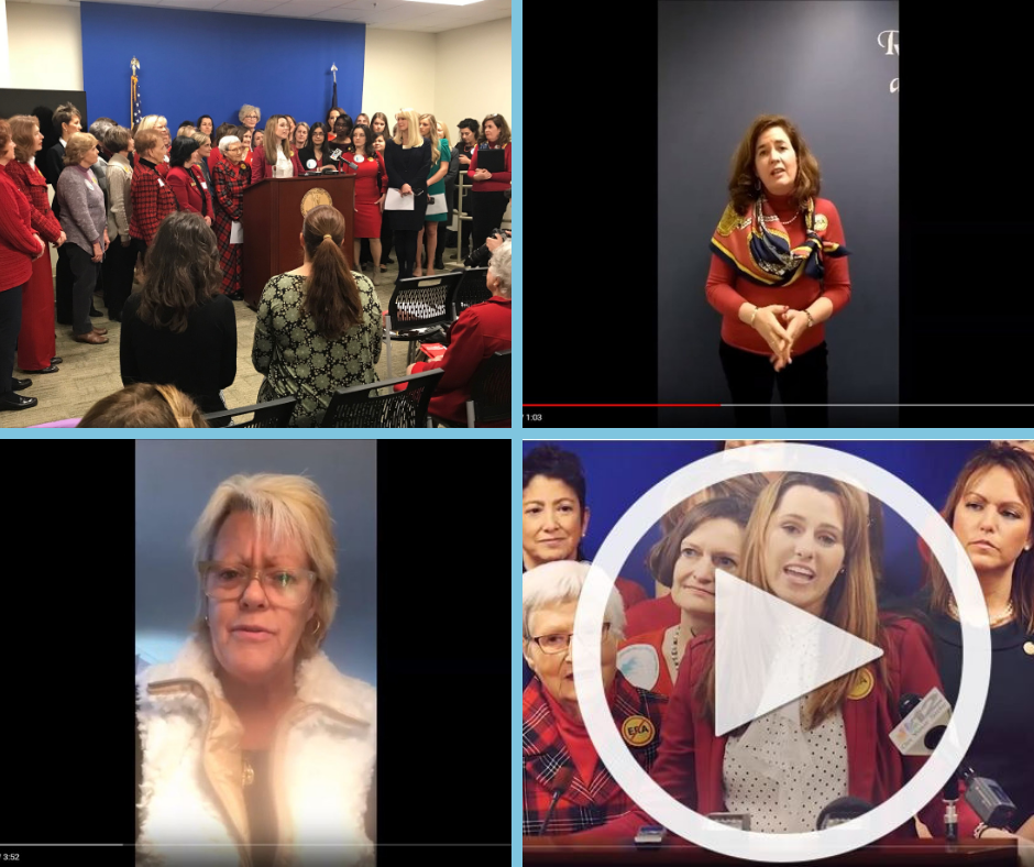 We Oppose the ERA - Watch a number of videos from women across Virginia who oppose the so-called Equal Rights Amendment.