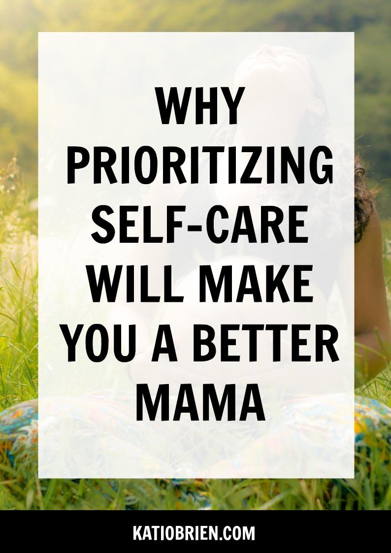 prioritize-self-care